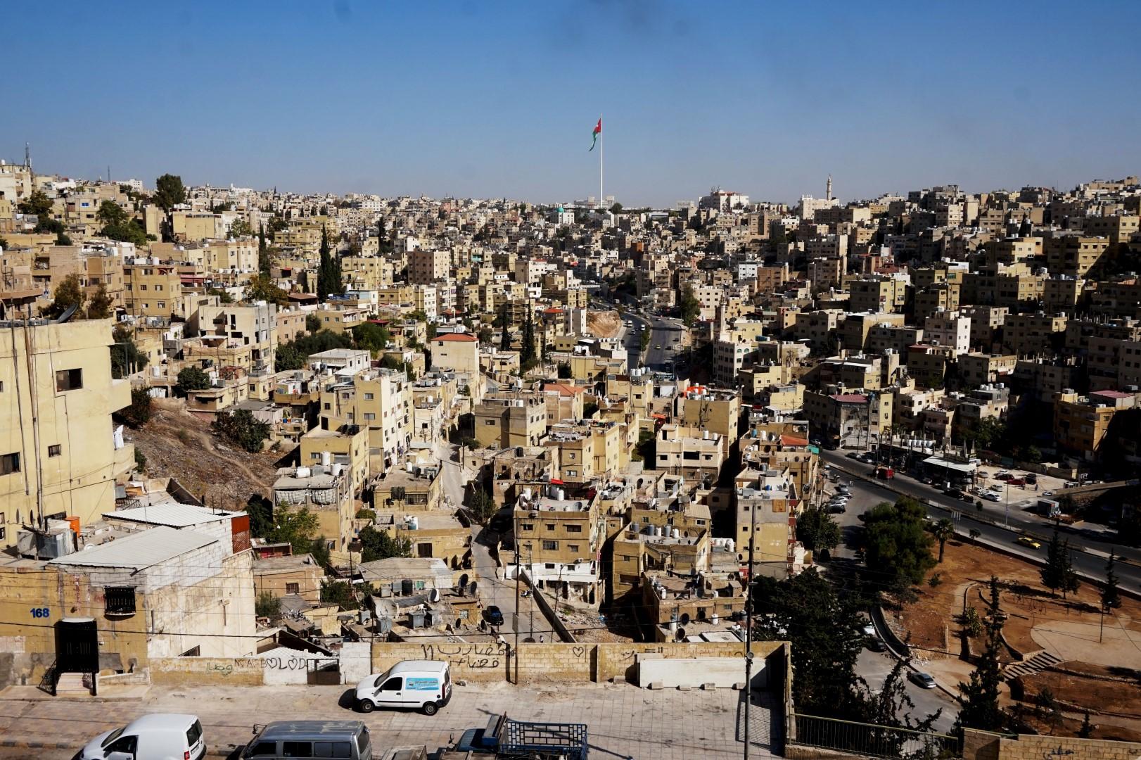 Voyage en Jordanie - Petra Wadi-Rum - Amman