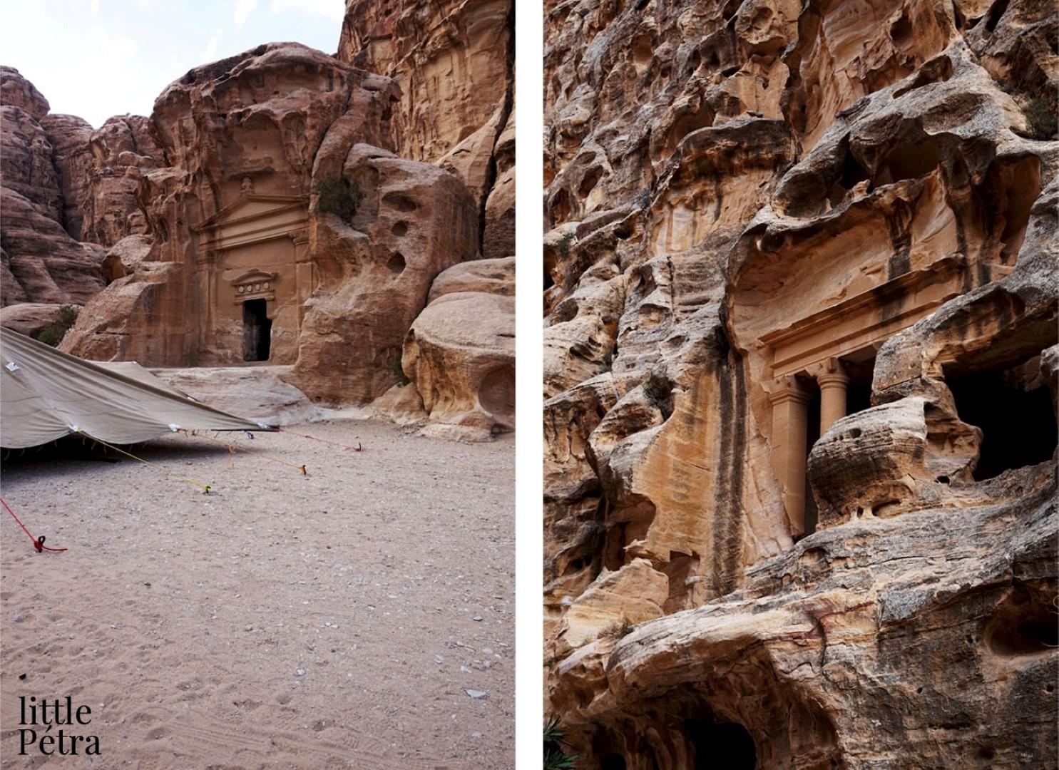 Voyage en Jordanie - Petra Wadi-Rum - Little Petra