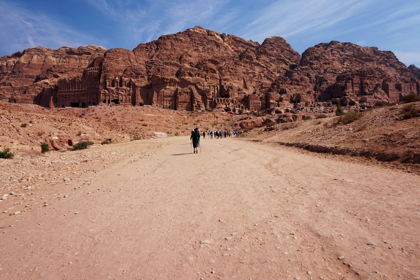Voyage en Jordanie - Petra Wadi-Rum - Petra
