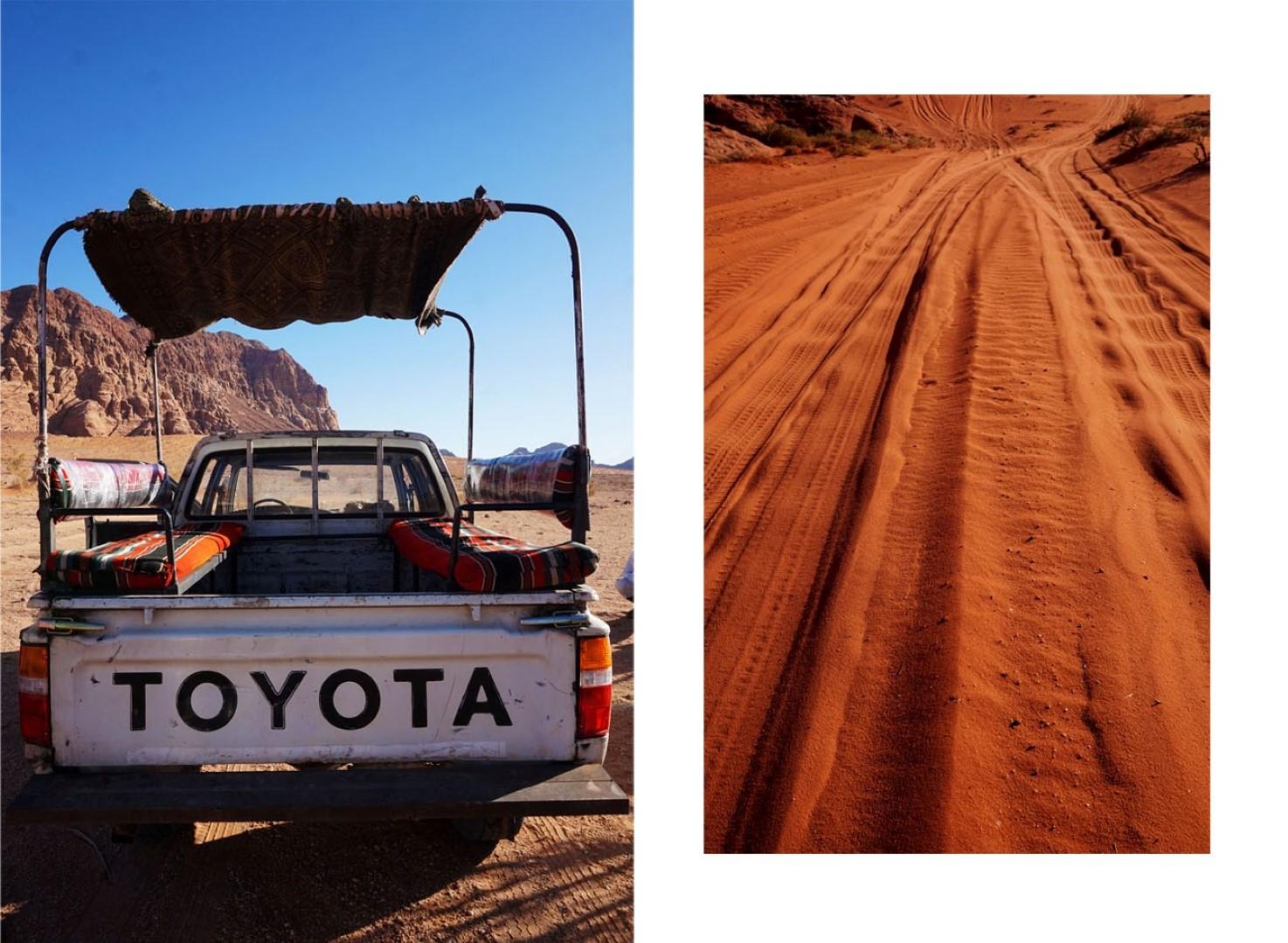 Voyage en Jordanie - Petra Wadi-Rum - Désert du Wadi-Rum