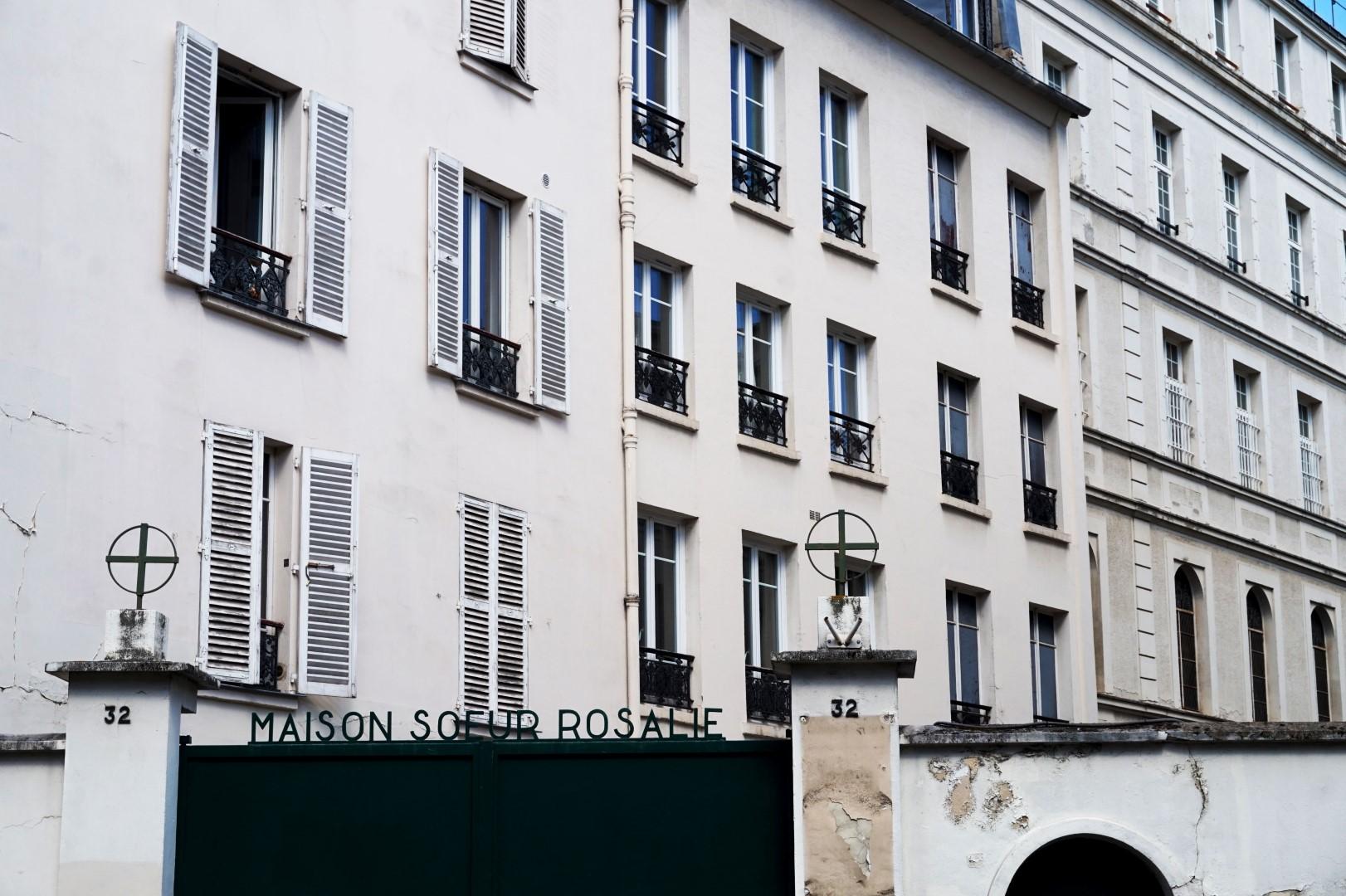 Balade dans le sud du 5e arrondissement de Paris - rue du Fer à Cheval