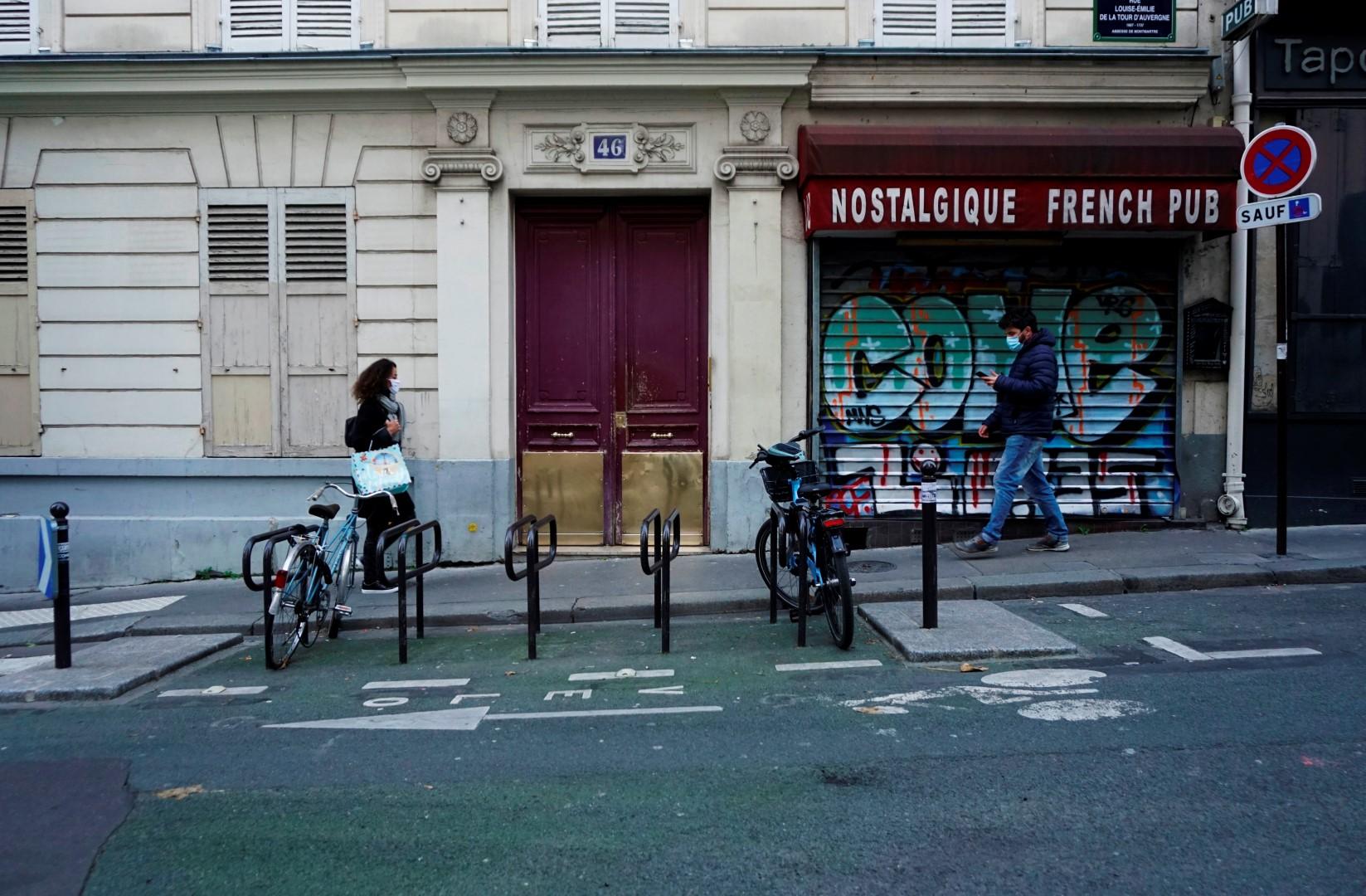 Vers la rue des Martyrs - Balade dans les 9e et 10e arrondissements de Paris - De place de la République à Pigalle
