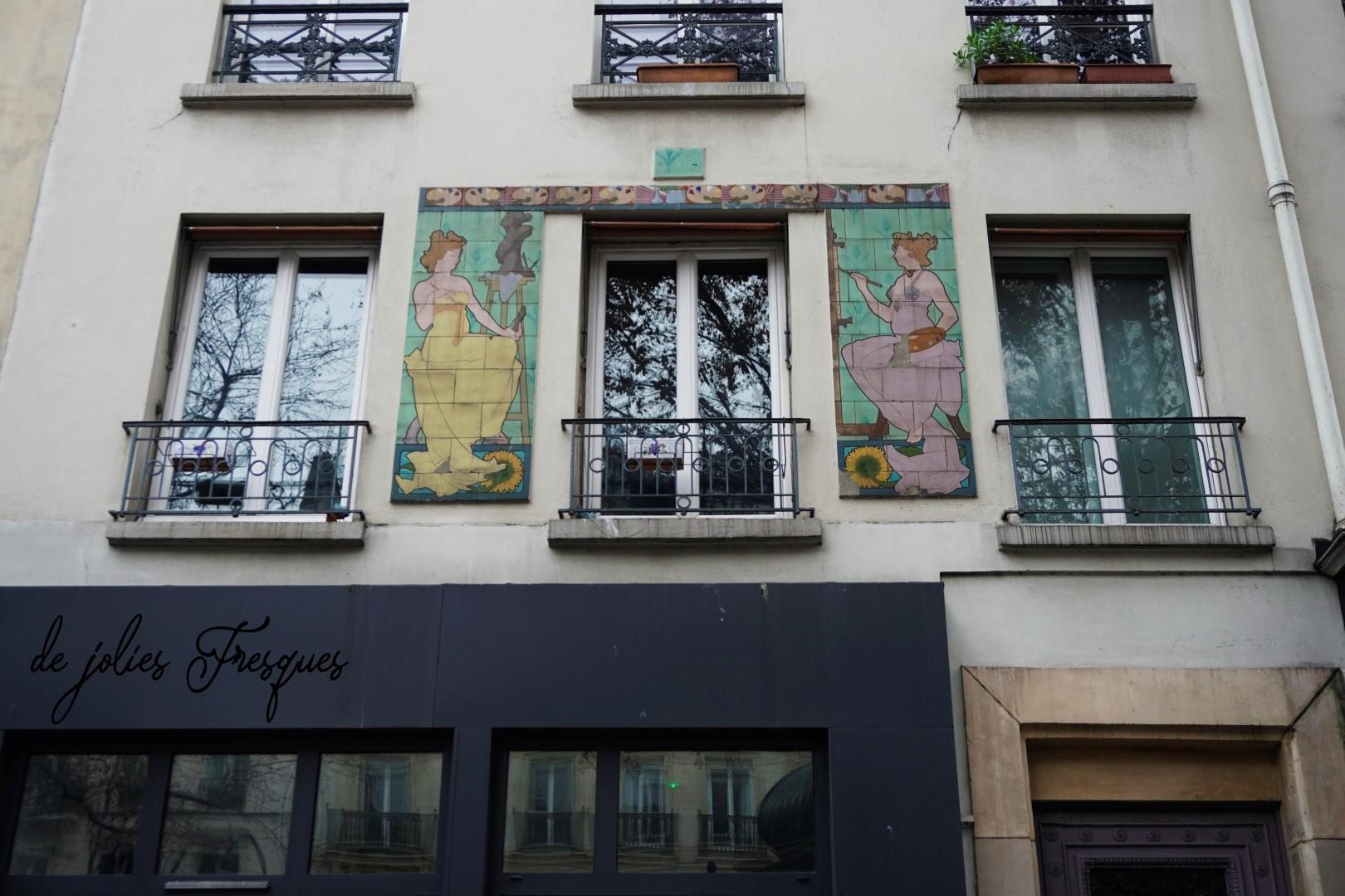 Grands Boulevards - Balade dans les 9e et 10e arrondissements de Paris - De place de la République à Pigalle