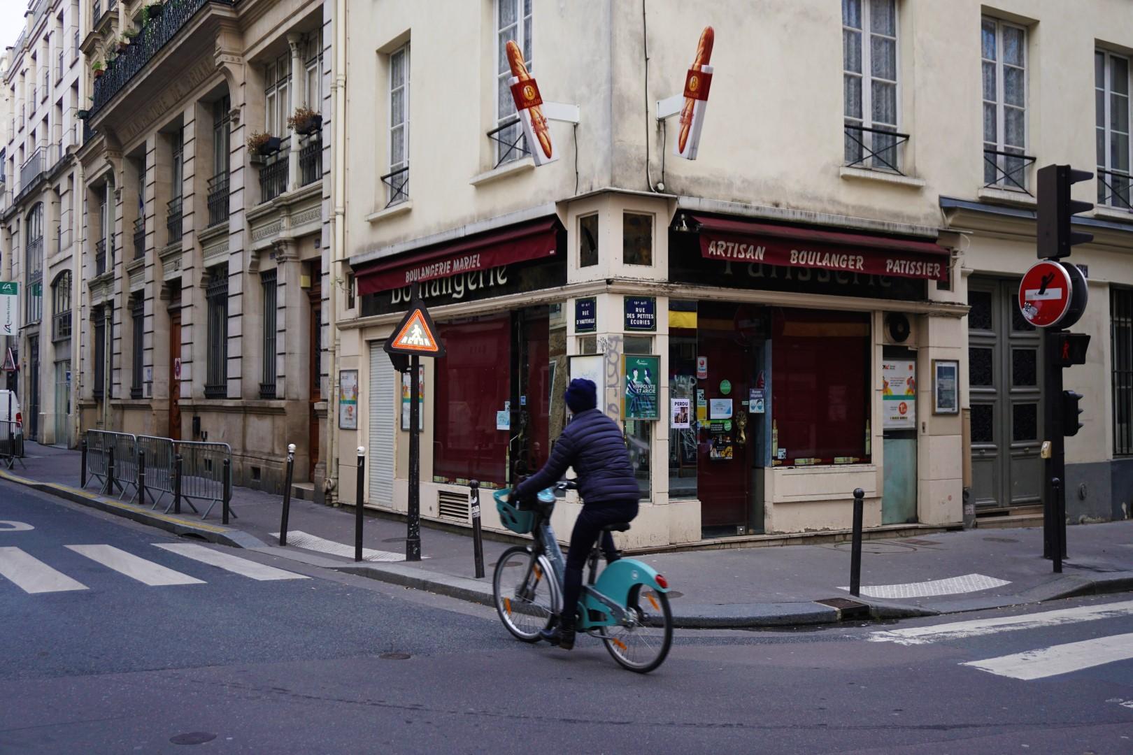 Rue d'Hauteville - Balade dans les 9e et 10e arrondissements de Paris - De place de la République à Pigalle