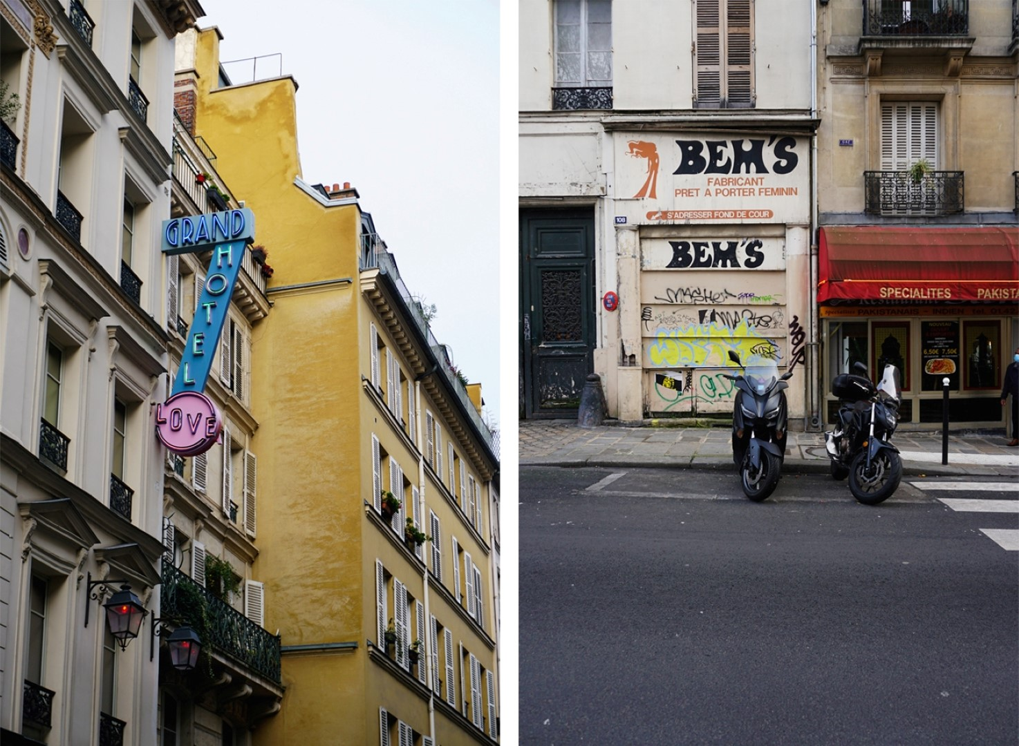 Rue Jarry - Balade dans les 9e et 10e arrondissements de Paris - De place de la République à Pigalle
