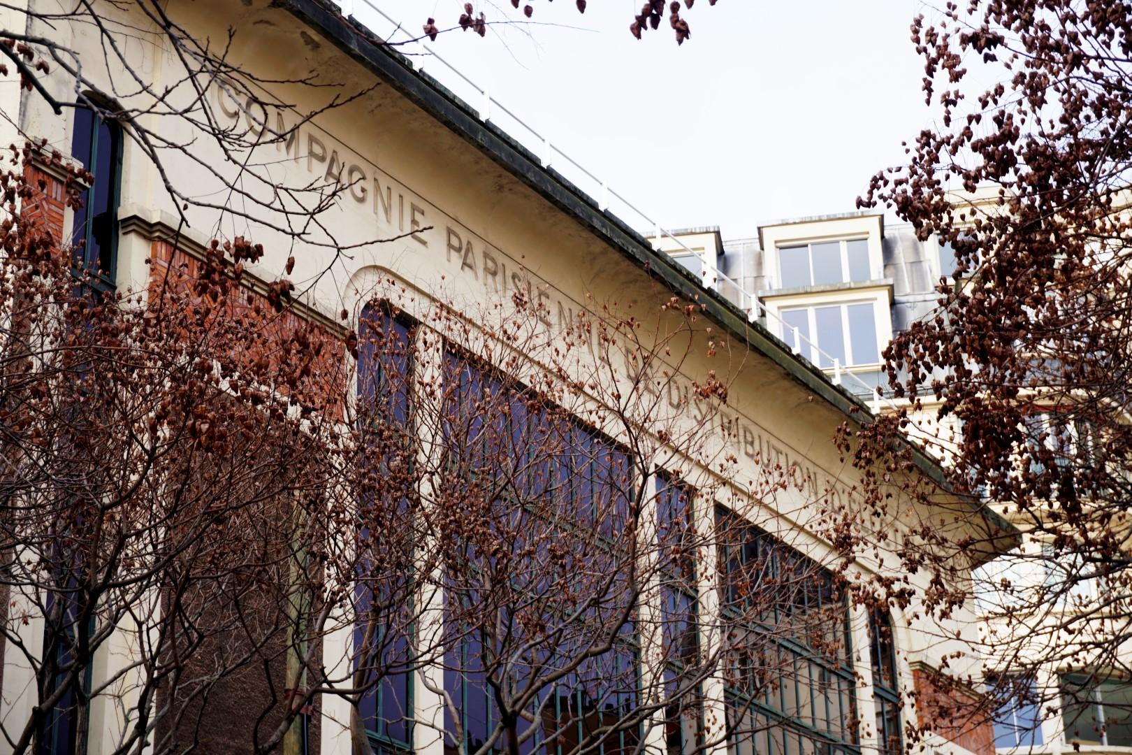 Square Alban Satragne - Balade dans les 9e et 10e arrondissements de Paris - De place de la République à Pigalle