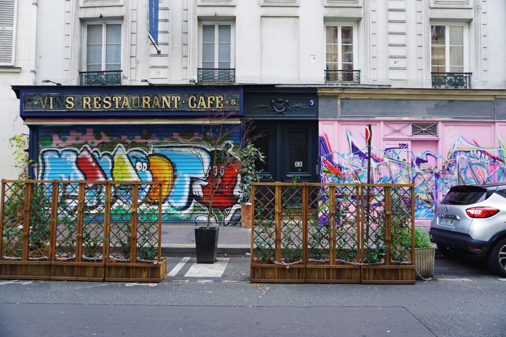 Rue des Petits hôtels - Balade dans les 9e et 10e arrondissements de Paris - De place de la République à Pigalle
