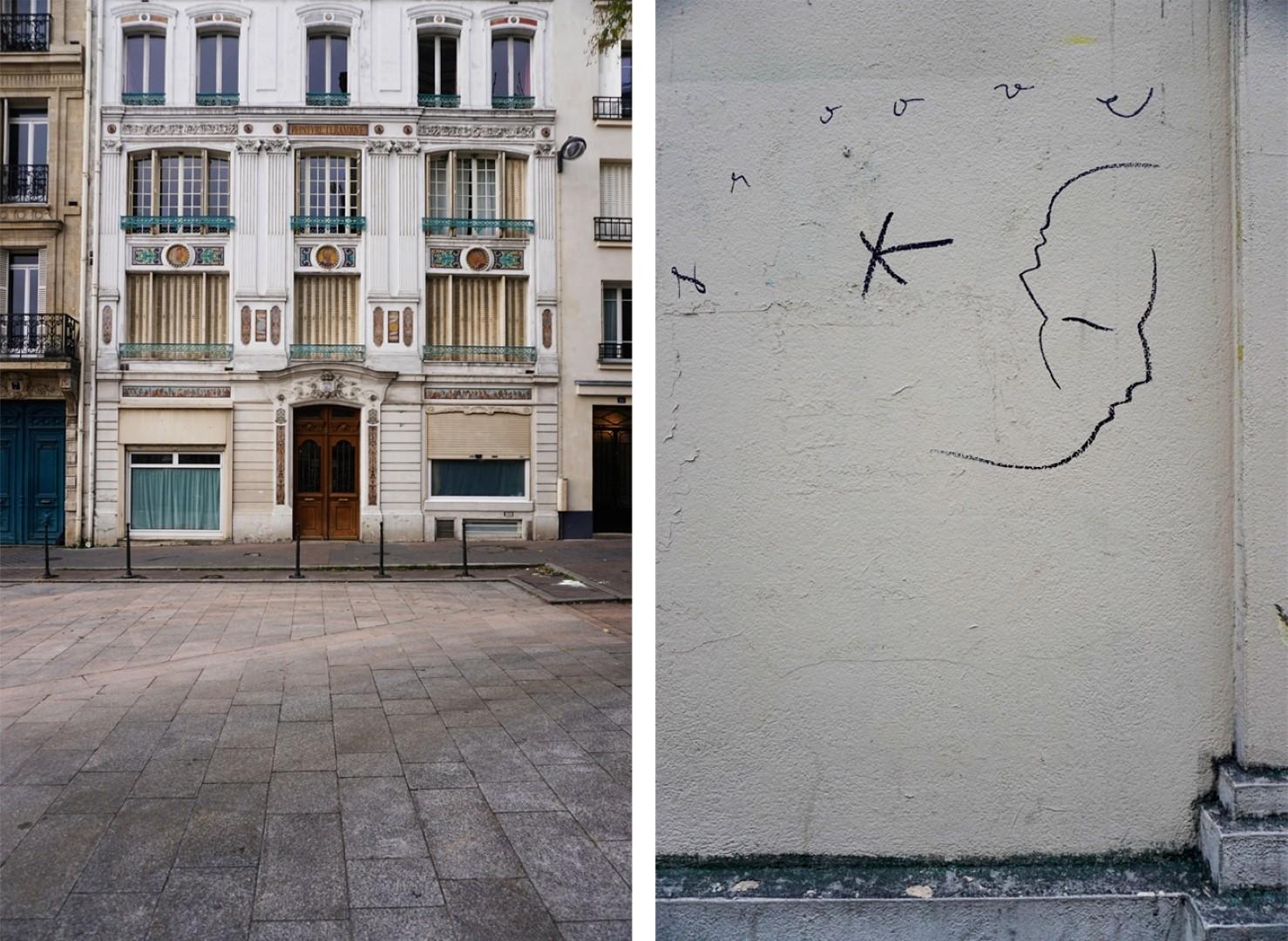 Place Franz Lizst - Balade dans les 9e et 10e arrondissements de Paris - De place de la République à Pigalle