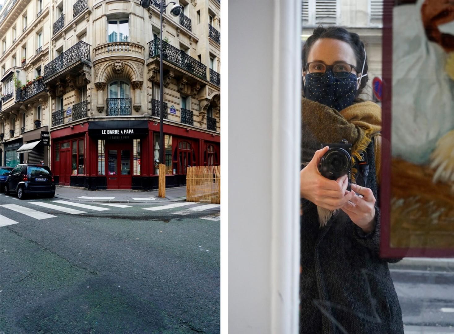 Rue Rochechouart- Balade dans les 9e et 10e arrondissements de Paris - De place de la République à Pigalle