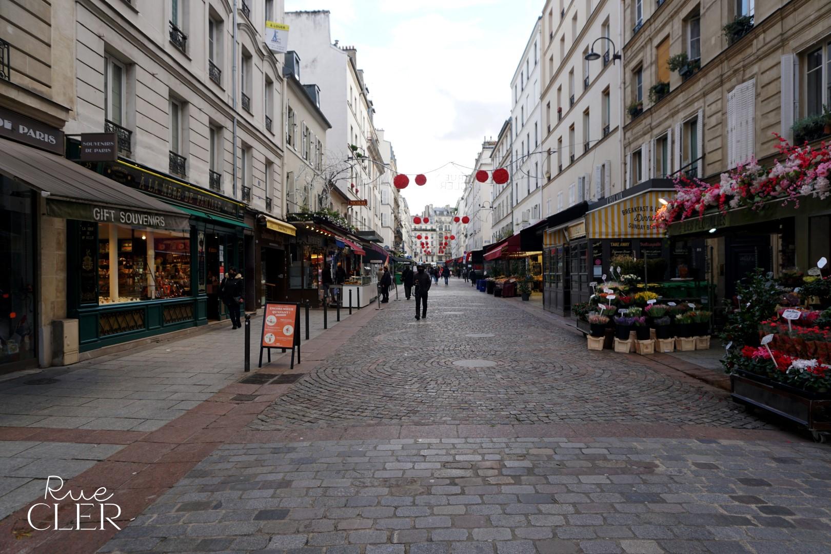 Balade dans le 7e arrondissement de Paris | de Saint Germain des Près au quartier du Gros Caillou - Rue Cler