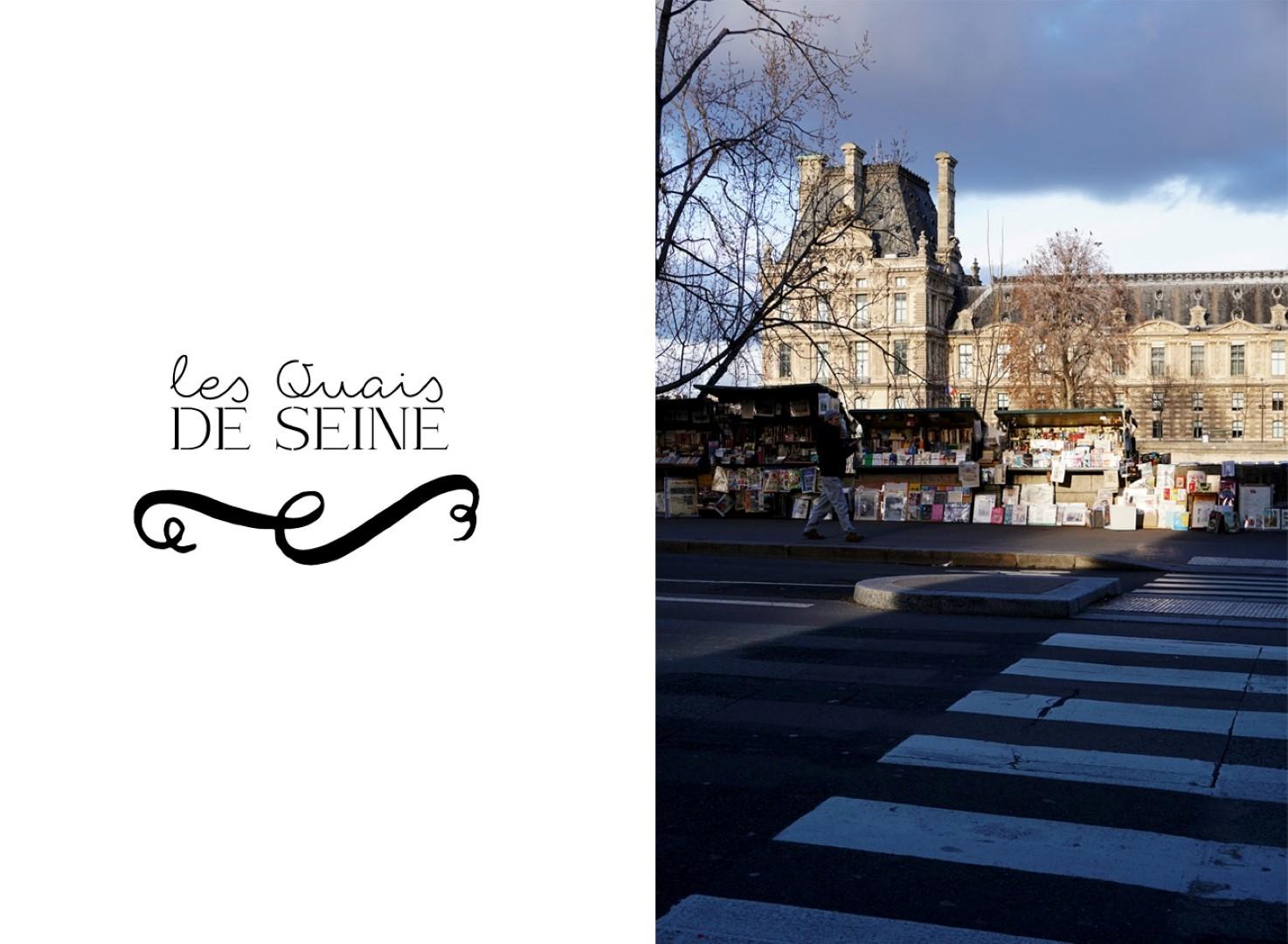 Balade dans le 7e arrondissement de Paris | de Saint Germain des Près au quartier du Gros Caillou - Quai Voltaire