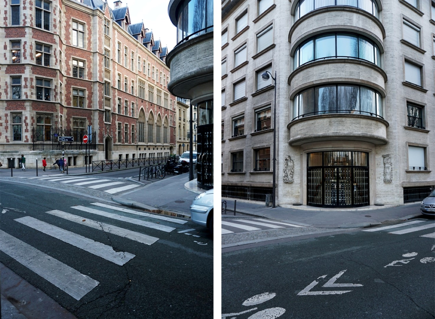 Balade dans le 7e arrondissement de Paris | de Saint Germain des Près au quartier du Gros Caillou - Quai d'Orsay, Eglise Américaine