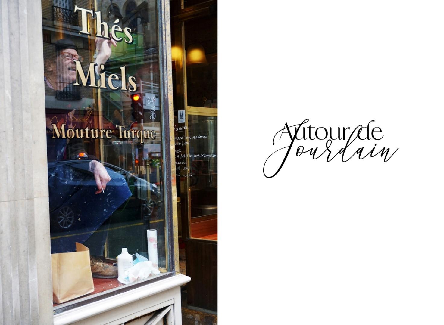 Balade le long de la rue de Belleville - Cours cachées - Autour de Jourdain