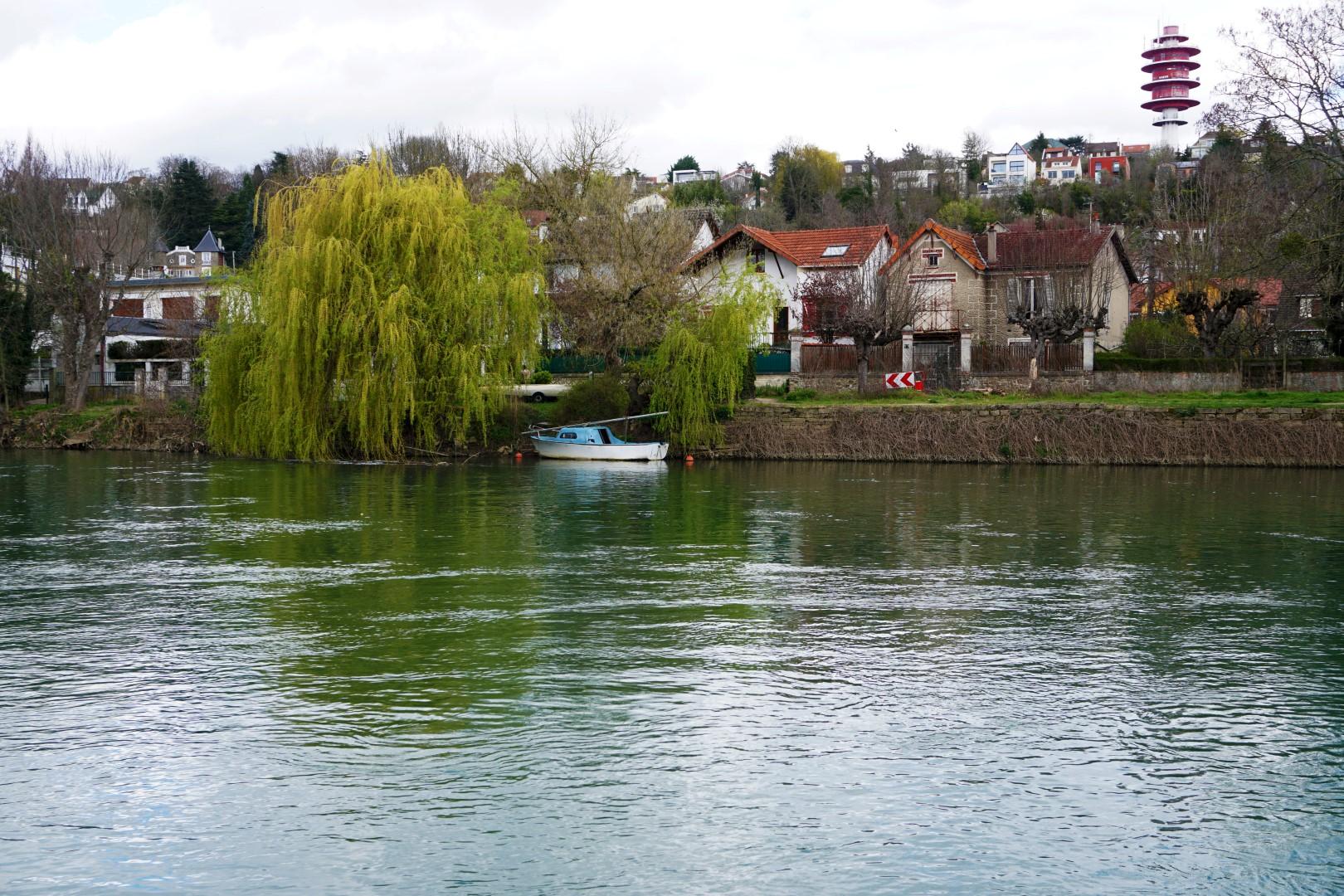 Balade le long de la Marne, Saint Maur des Fossés