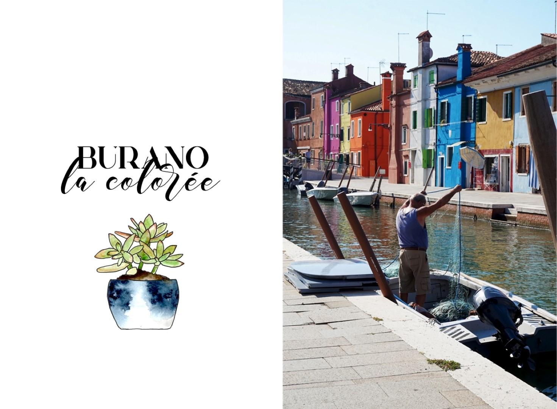 Un voyage en Italie du Nord - De Venise aux Grands Lacs   Venise Burano