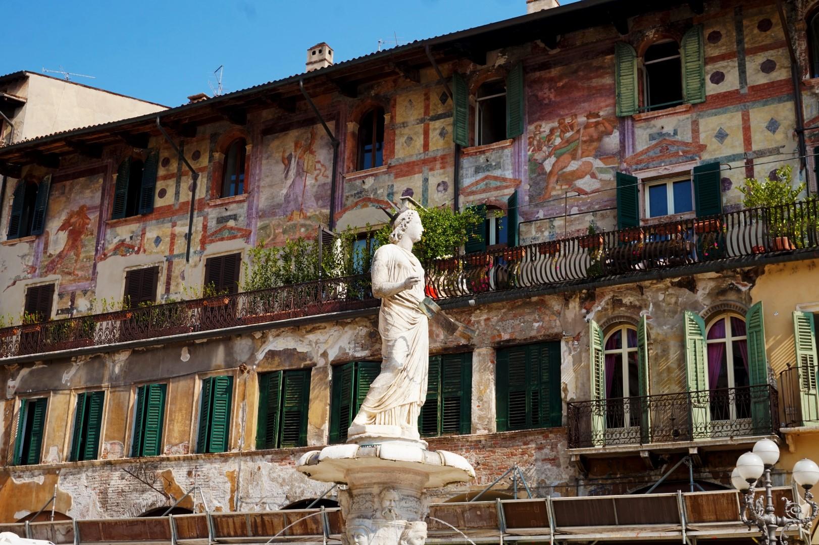 Un voyage en Italie du Nord - De Venise aux Grands Lacs   Vérone