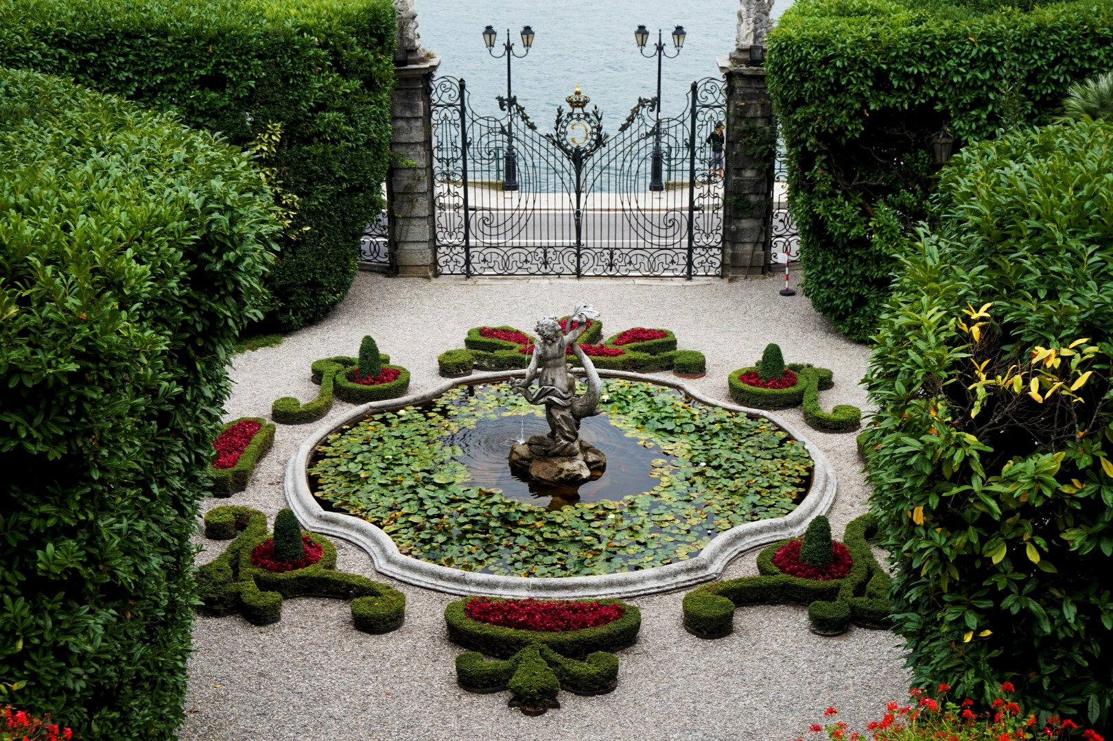 Un voyage en Italie du Nord - De Venise aux Grands Lacs   Lac de Côme, Villa Carlotta