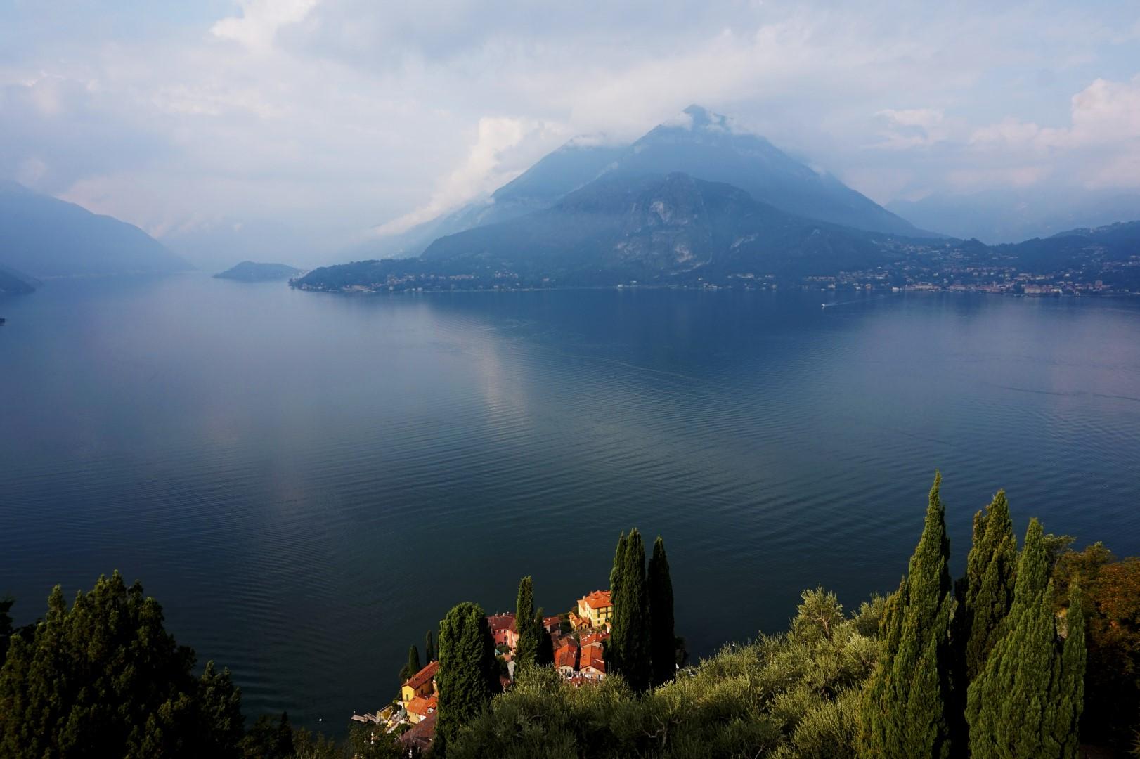 Un voyage en Italie du Nord - De Venise aux Grands Lacs   Lac de Côme, Varenna