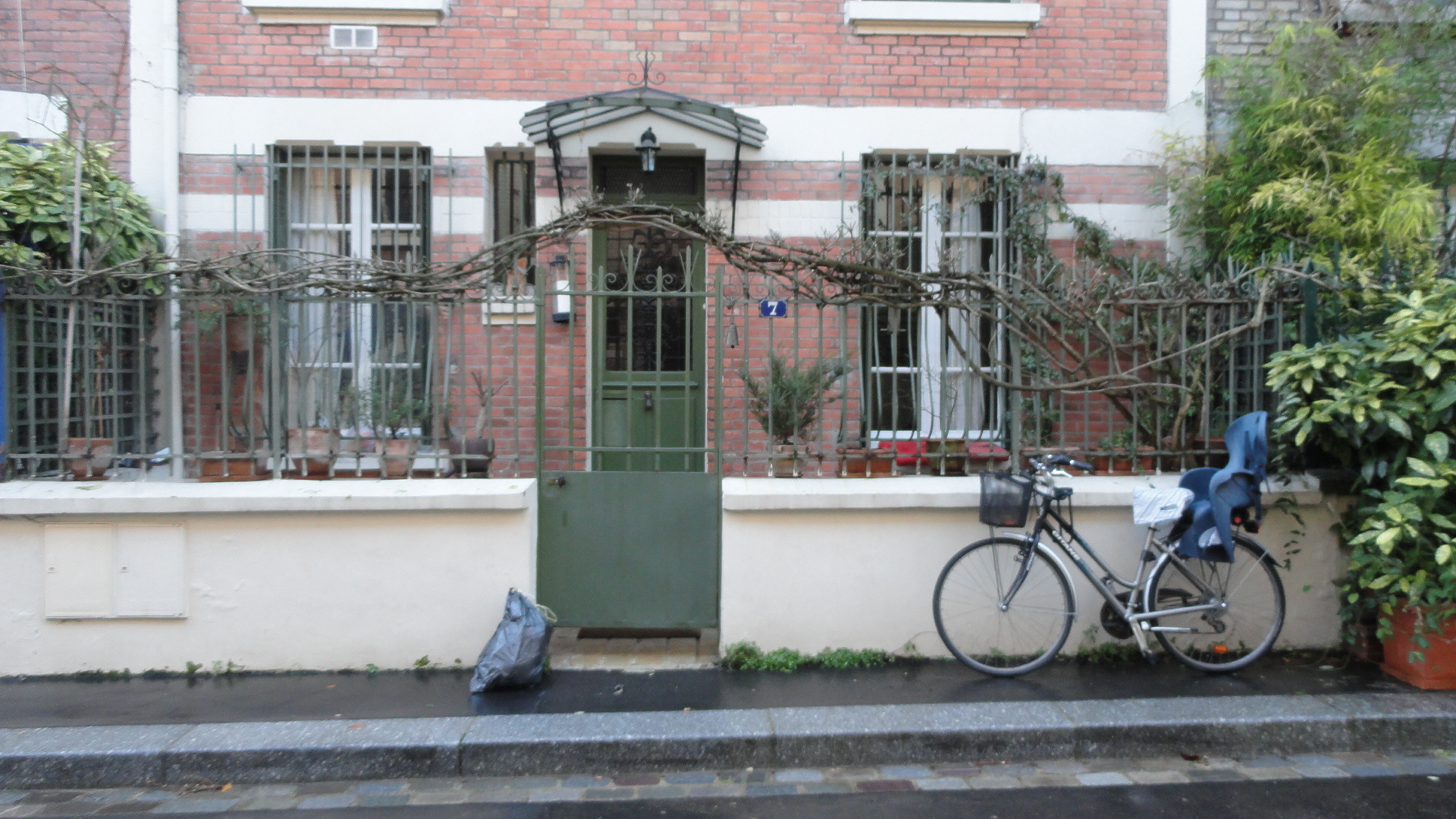 Maison - La Cité Florale