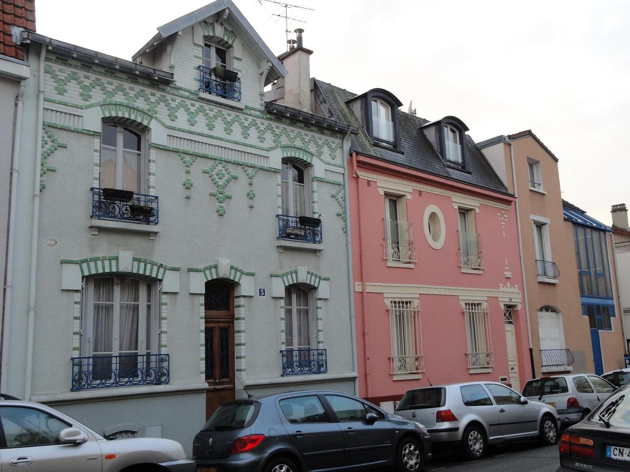 Rue Ernest et Henri Roussel