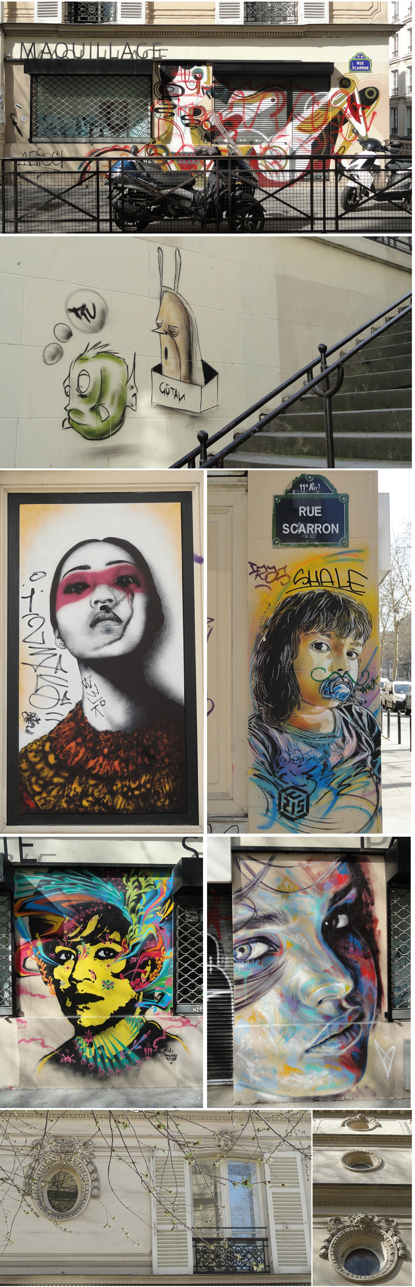 rue scarron