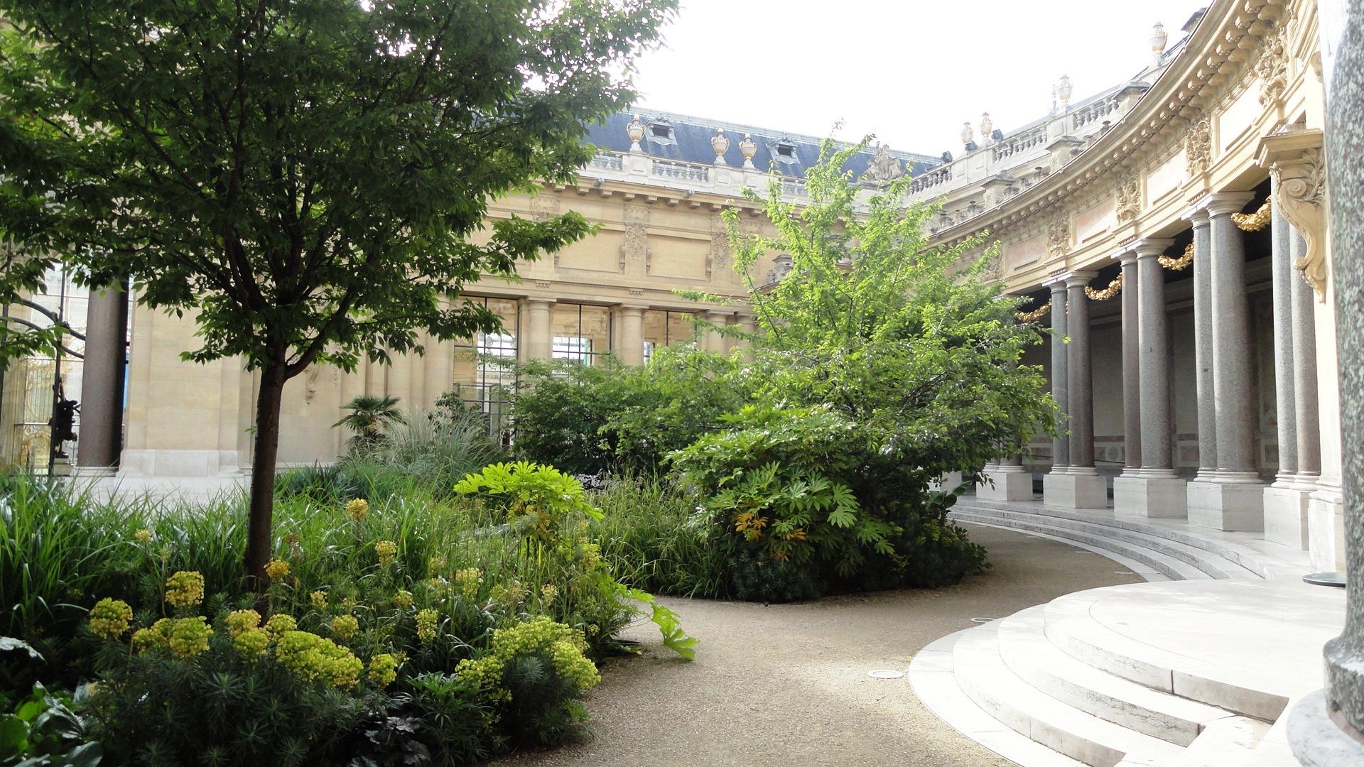 Jardin du Petit Palais