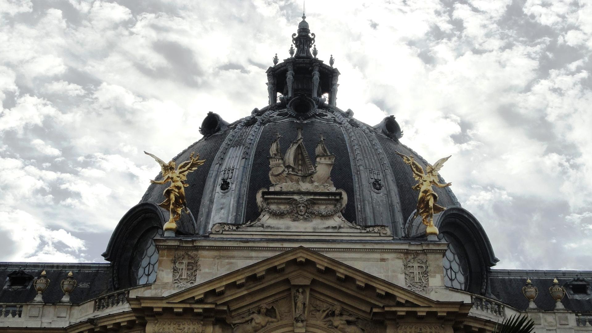 Jardin du Petit Palais - Coupole