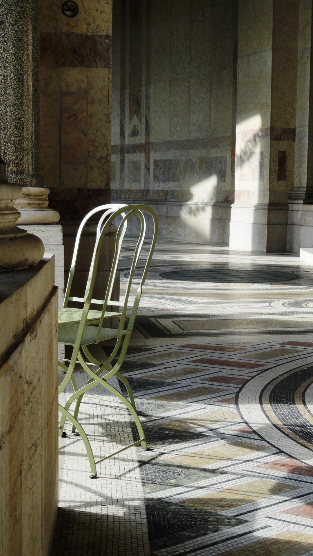 Jardin du Petit Palais - Café