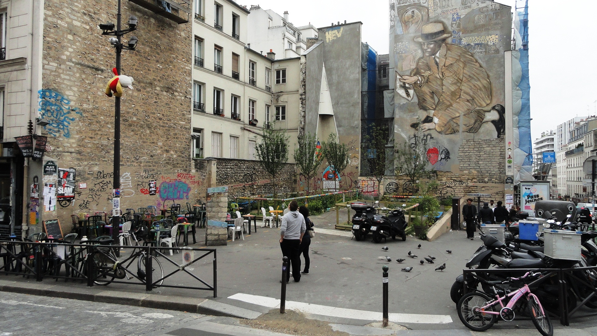Place Fréhel