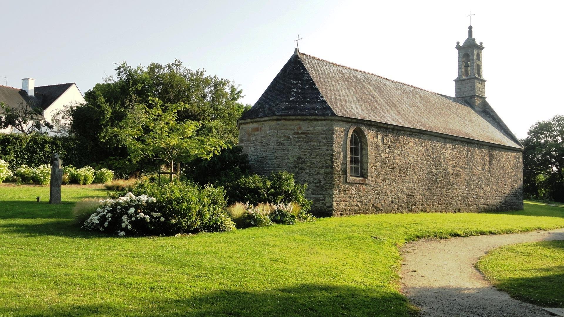 Chapelle Saint Jacques, Clohars Carnoët