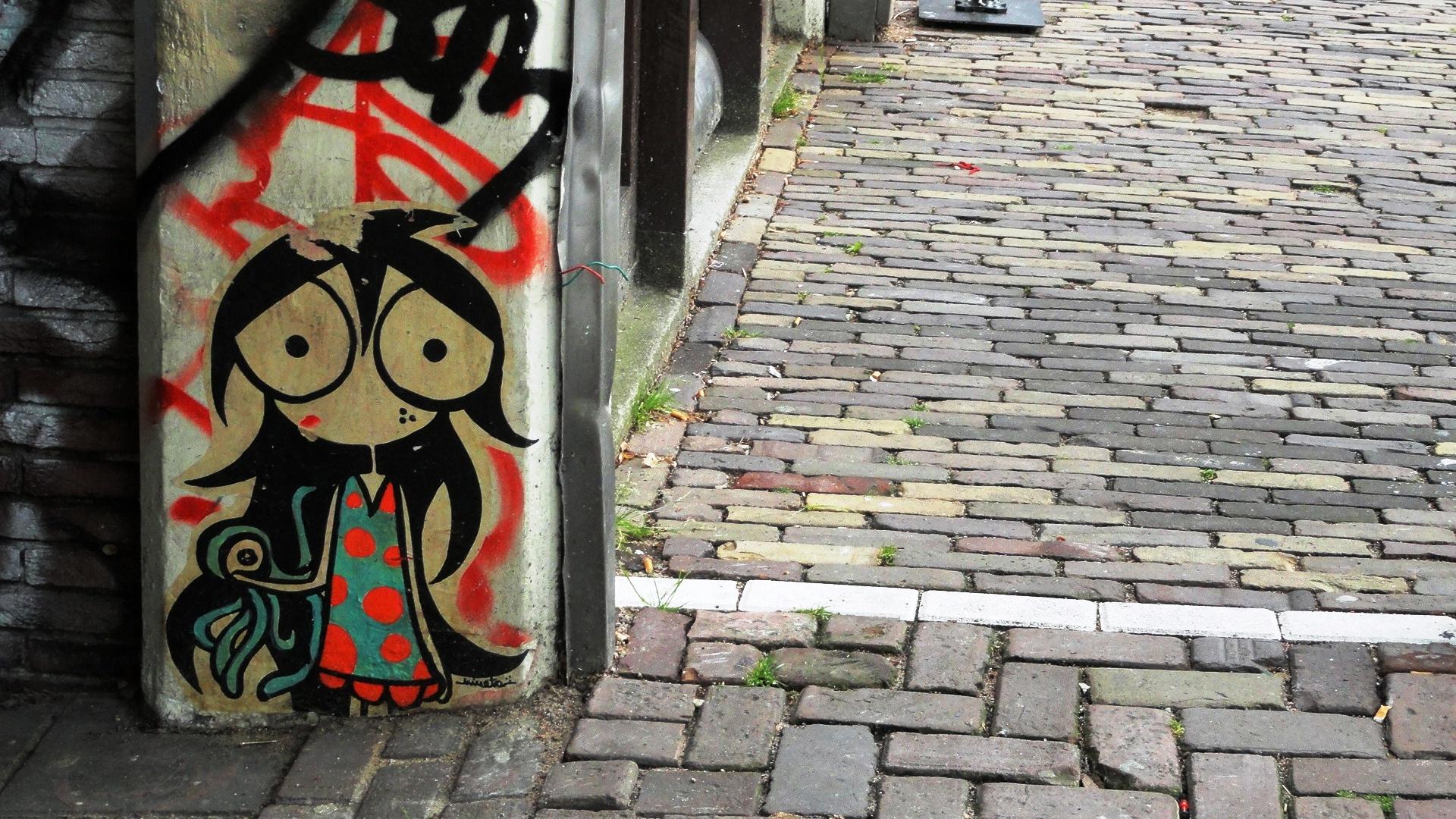 Amsterdam - Street art