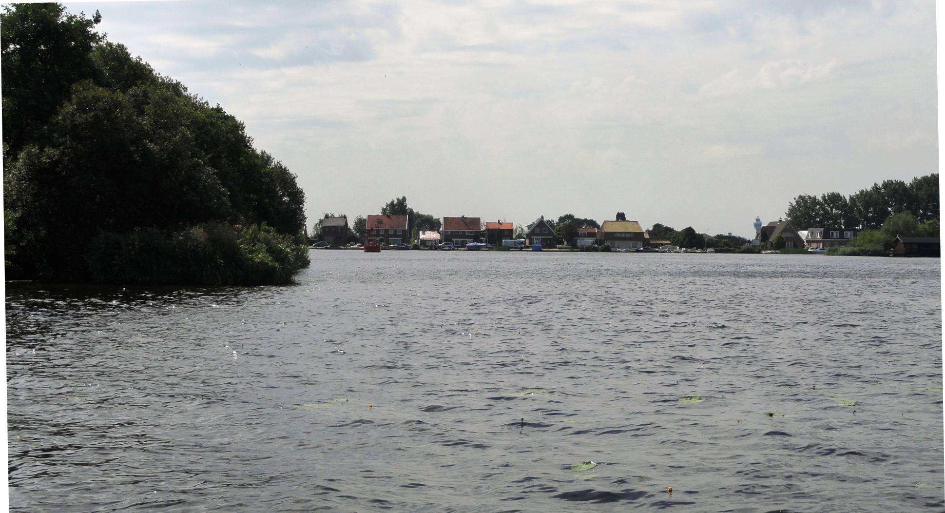 Amsterdamse Bos - Nieuwe Meer