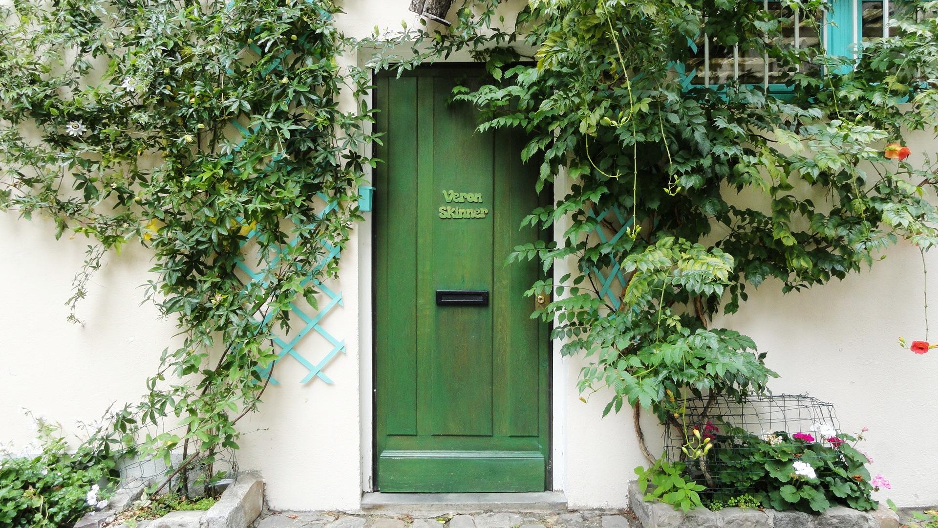 Rue des Thermopyles, Paris 14e - Porte