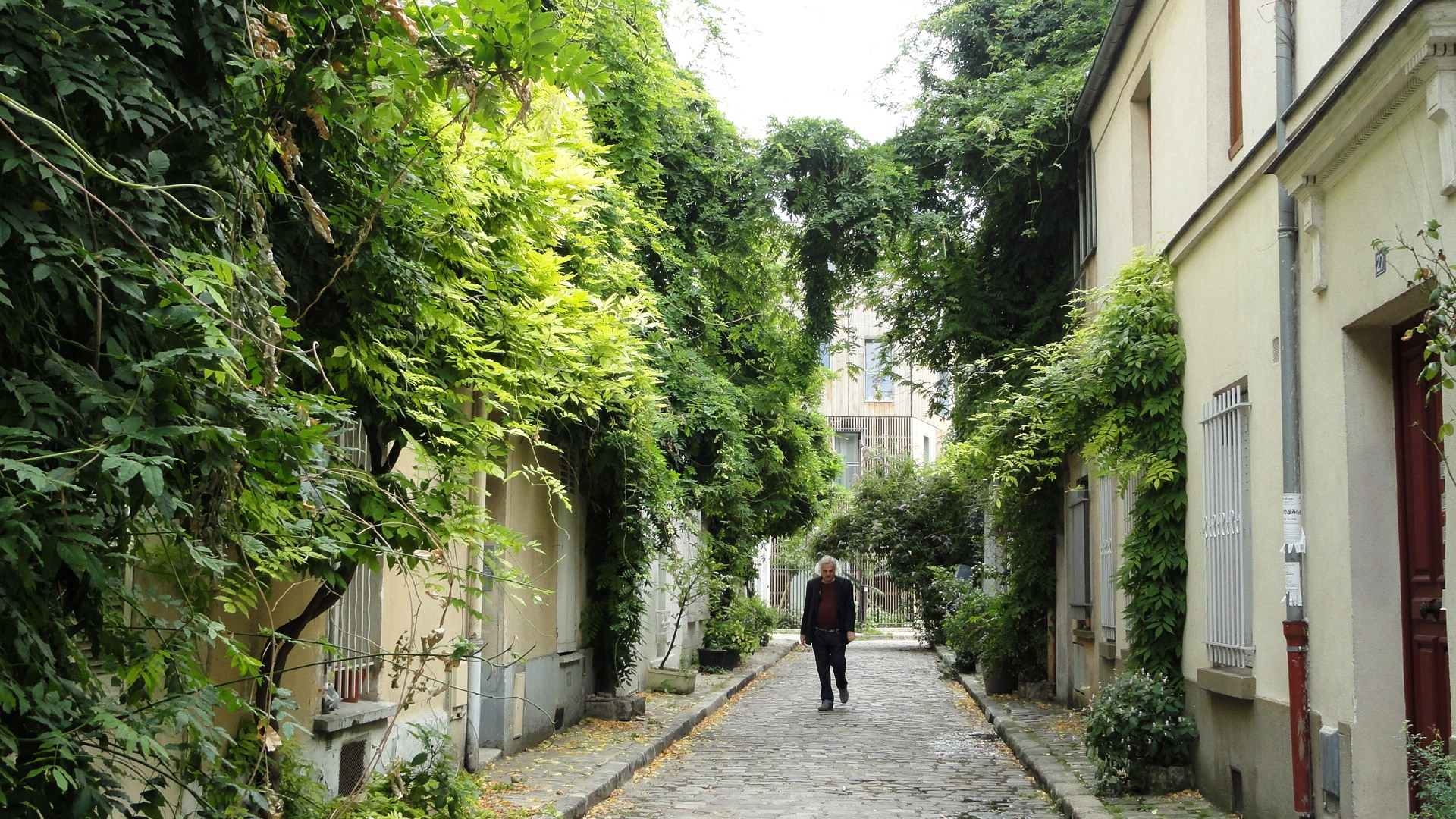 Rue des Thermopyles, Paris 14e