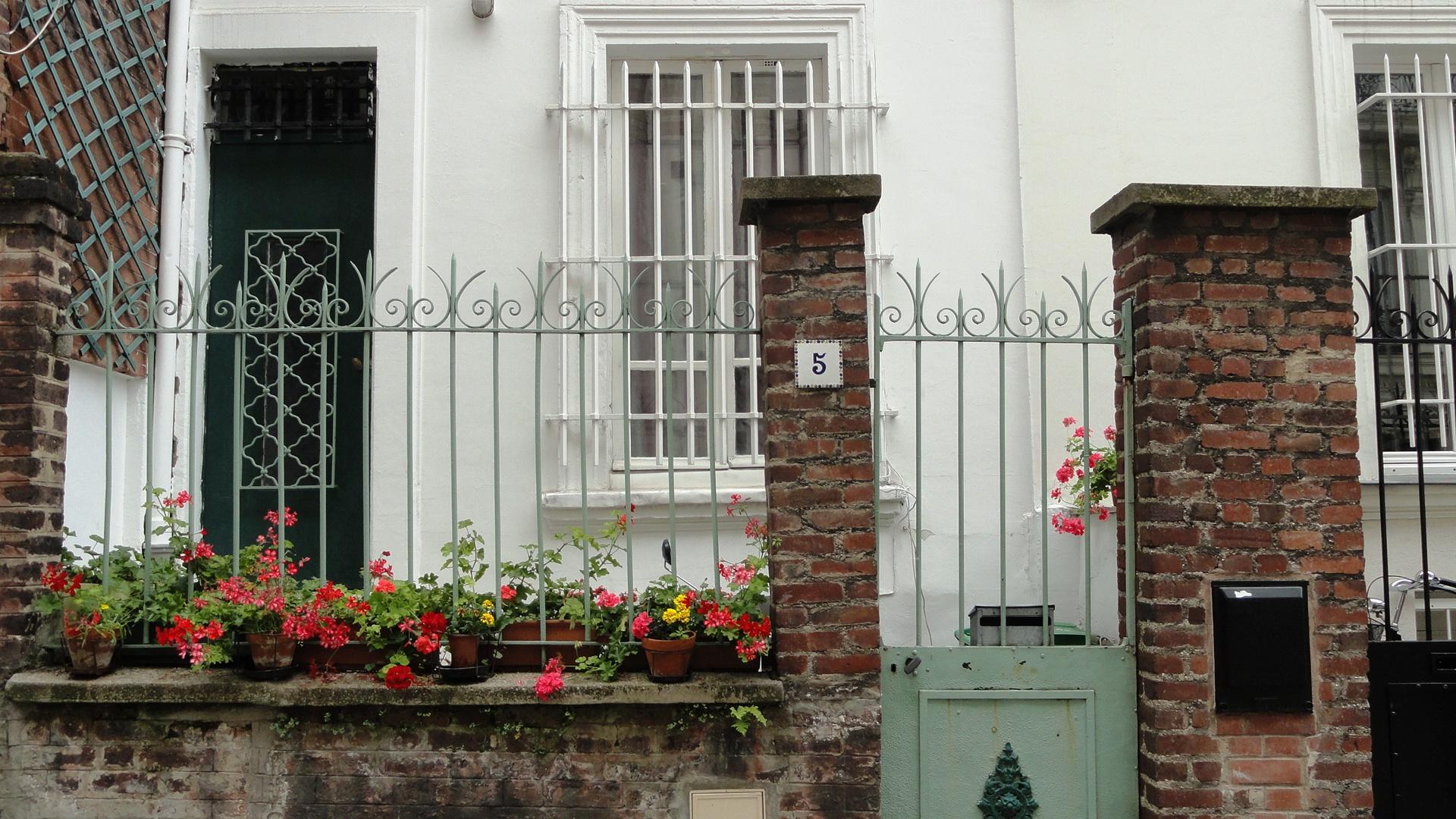 Villa Collet, Paris 14e - Maison