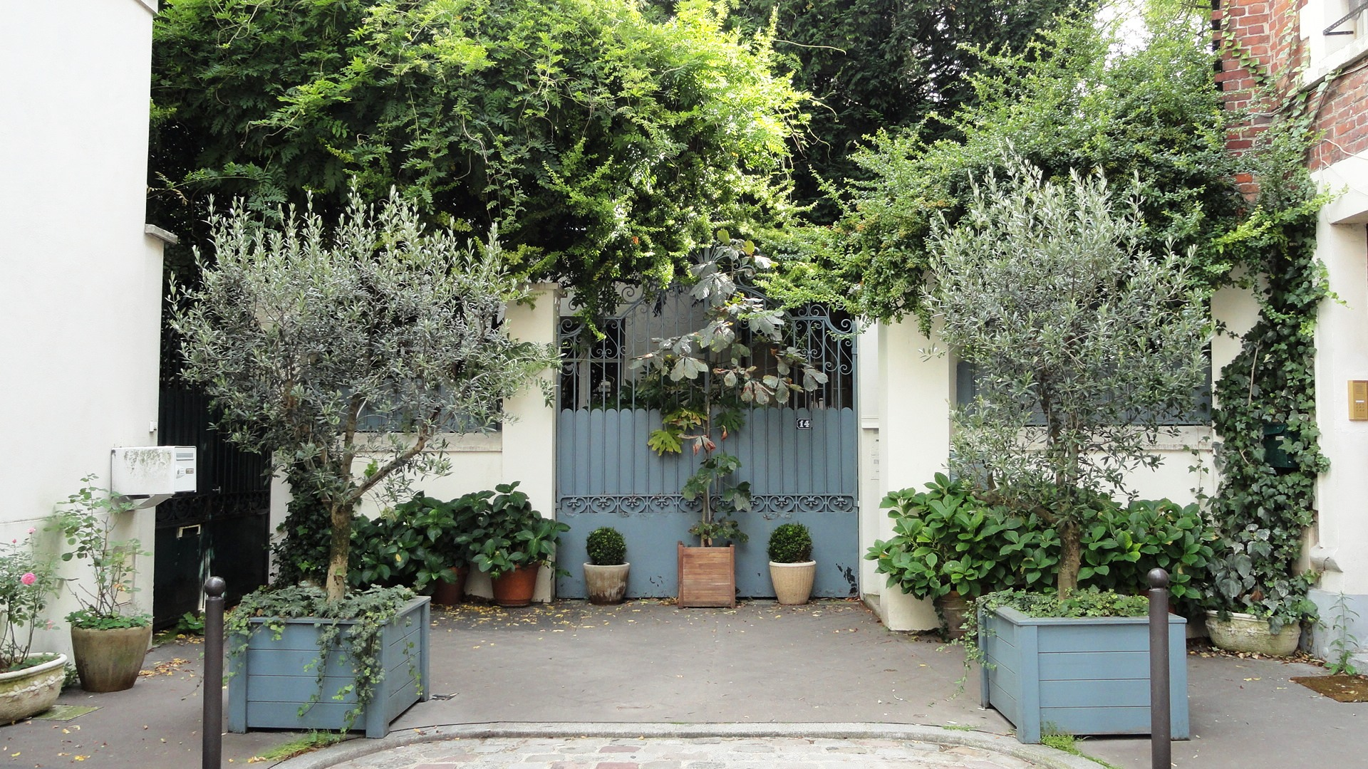 Villa Collet, Paris 14e