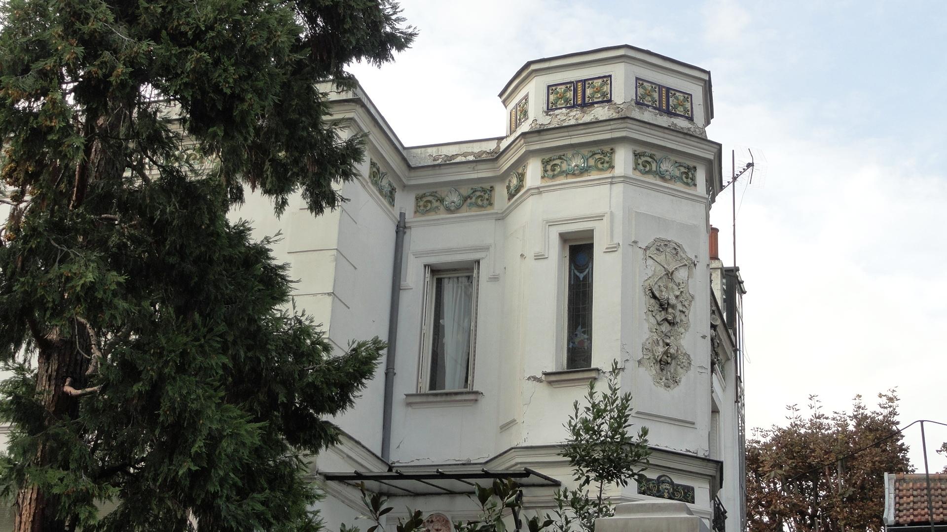 Rue du Parc Montsouris