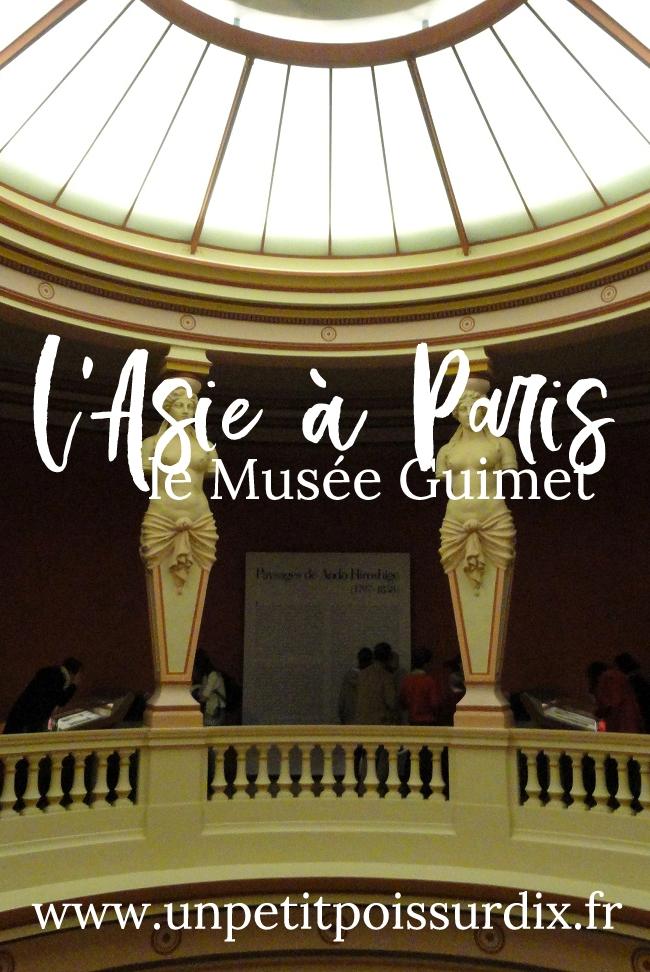 Musée Guimet - L'Asie à Paris