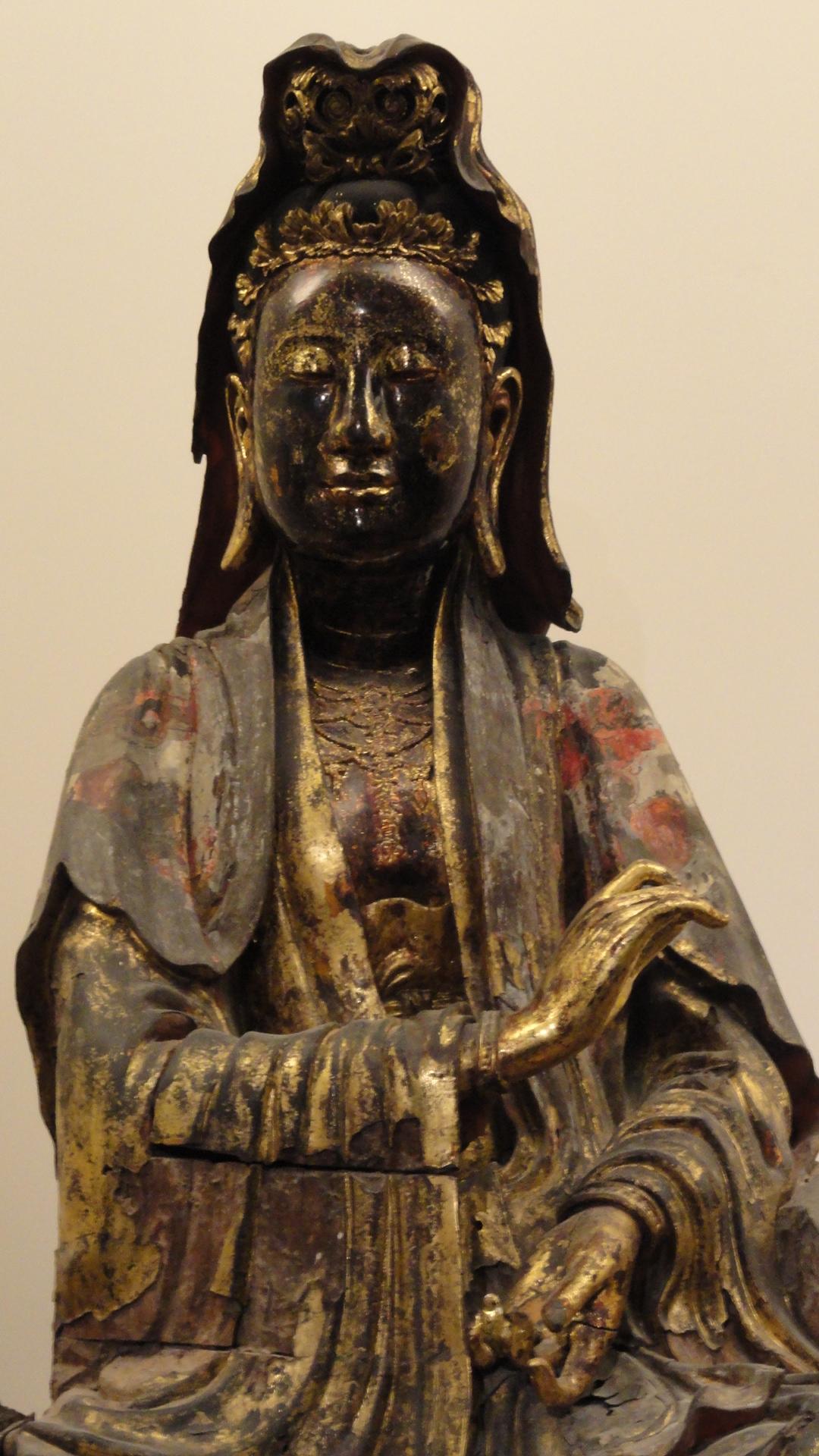 Musée Guimet - Bouddha