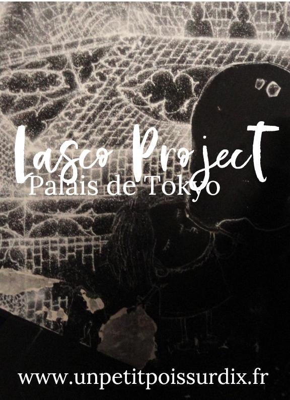 Lasco Projet au Palais de Tokyo