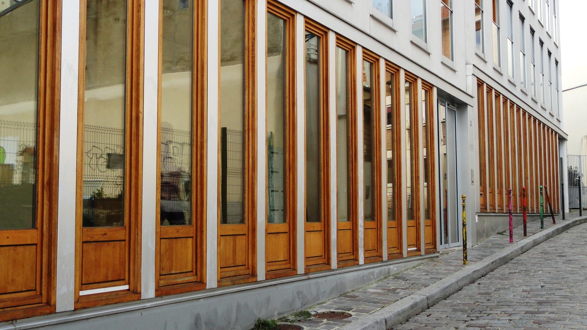 Cité Aubry - Halte Garderie