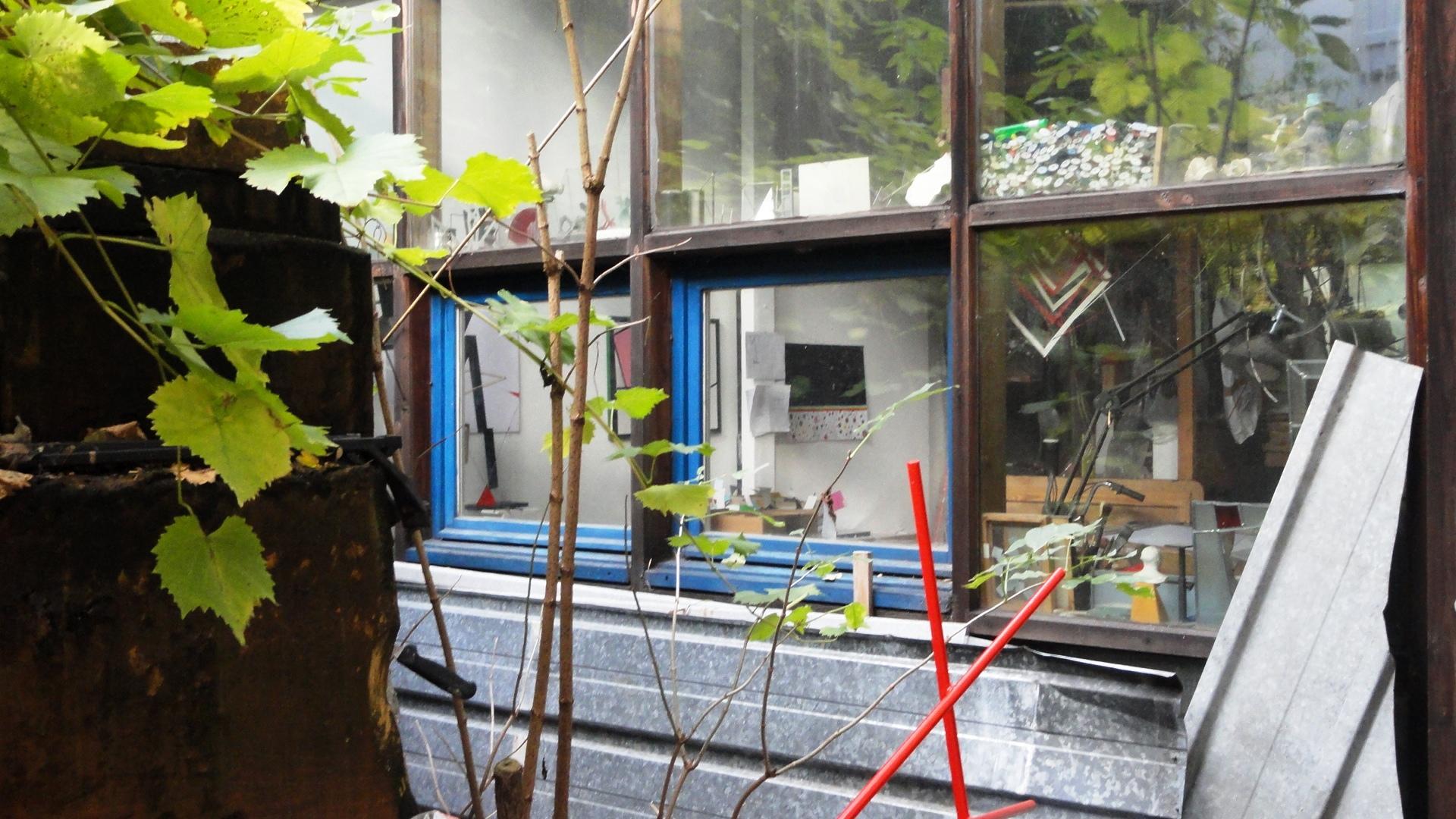 83 rue de Bagnolet - Atelier d'artiste