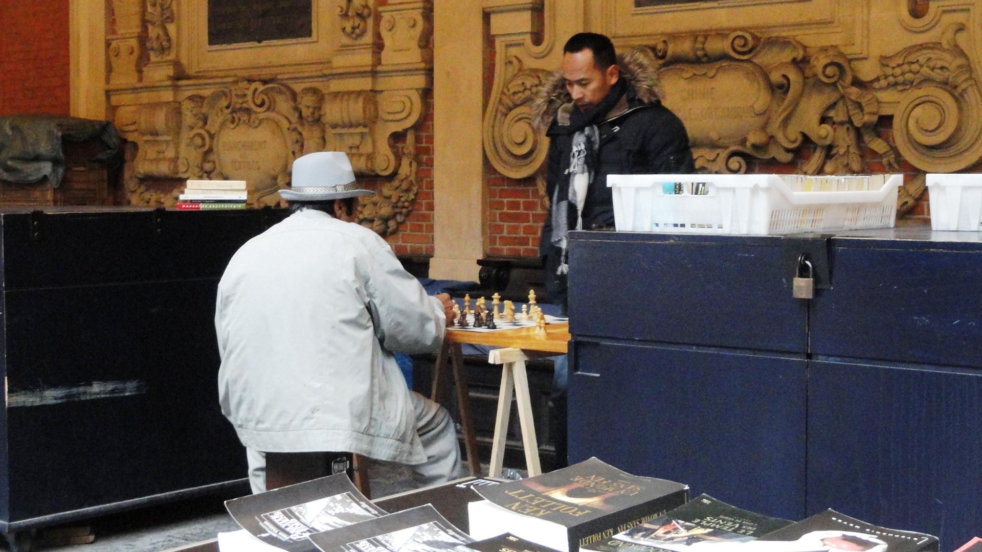 Lille - Grand' Place - La vieille Bourse
