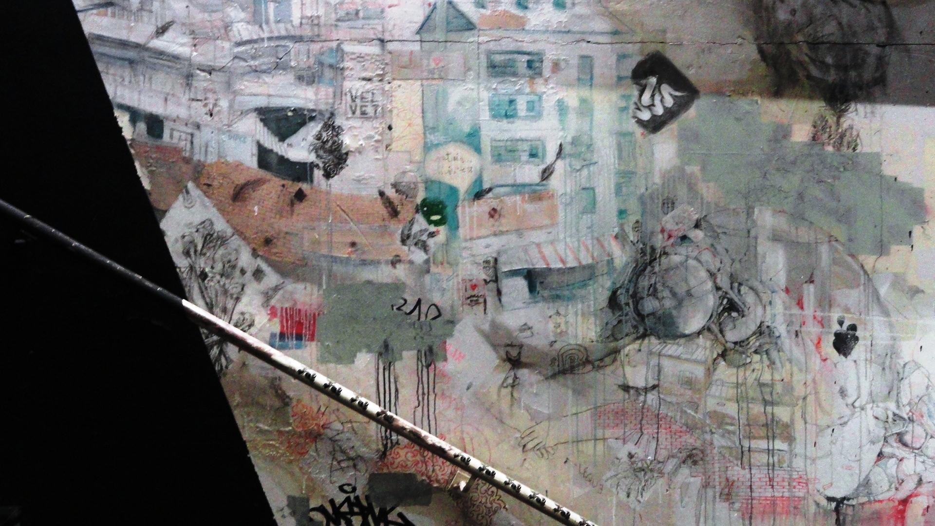 Lasco Projet - Palais de Tokyo - Zoer, Velvet, Seth, Alelêxone