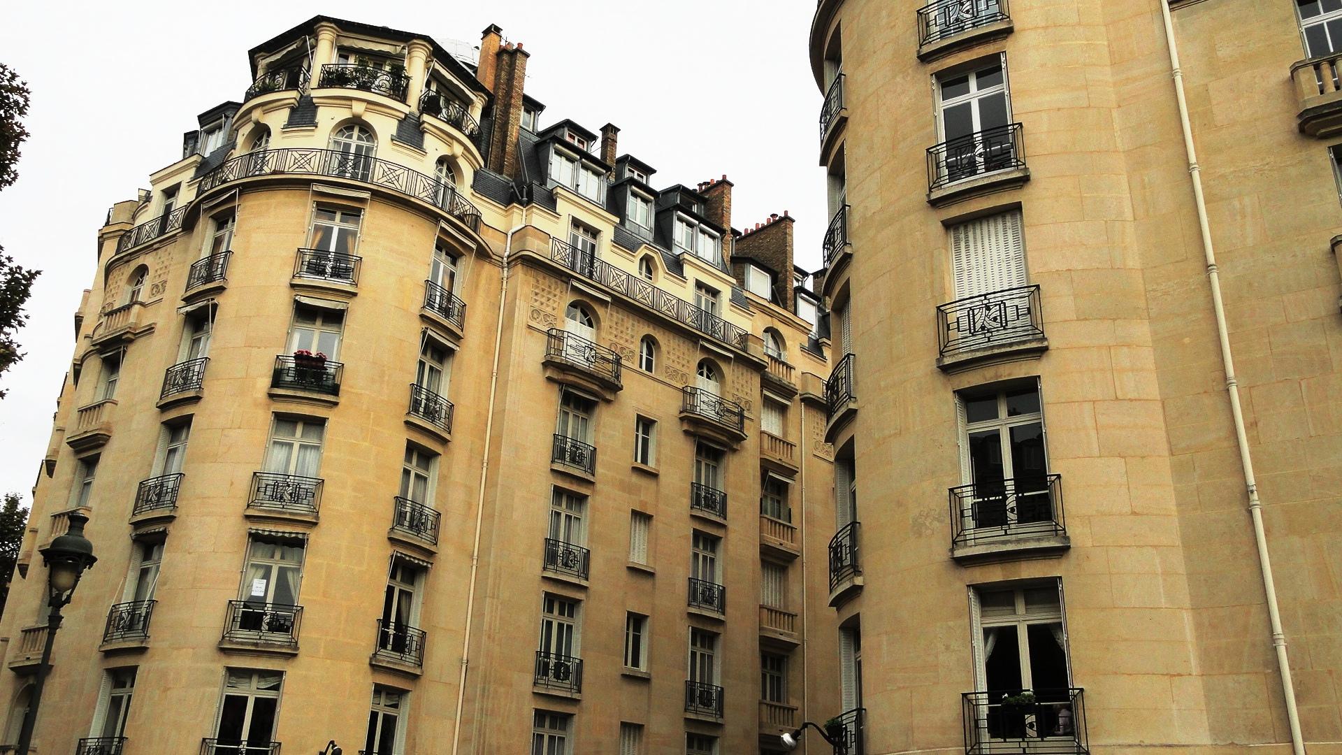 Villa Jocelyn, Paris 16e