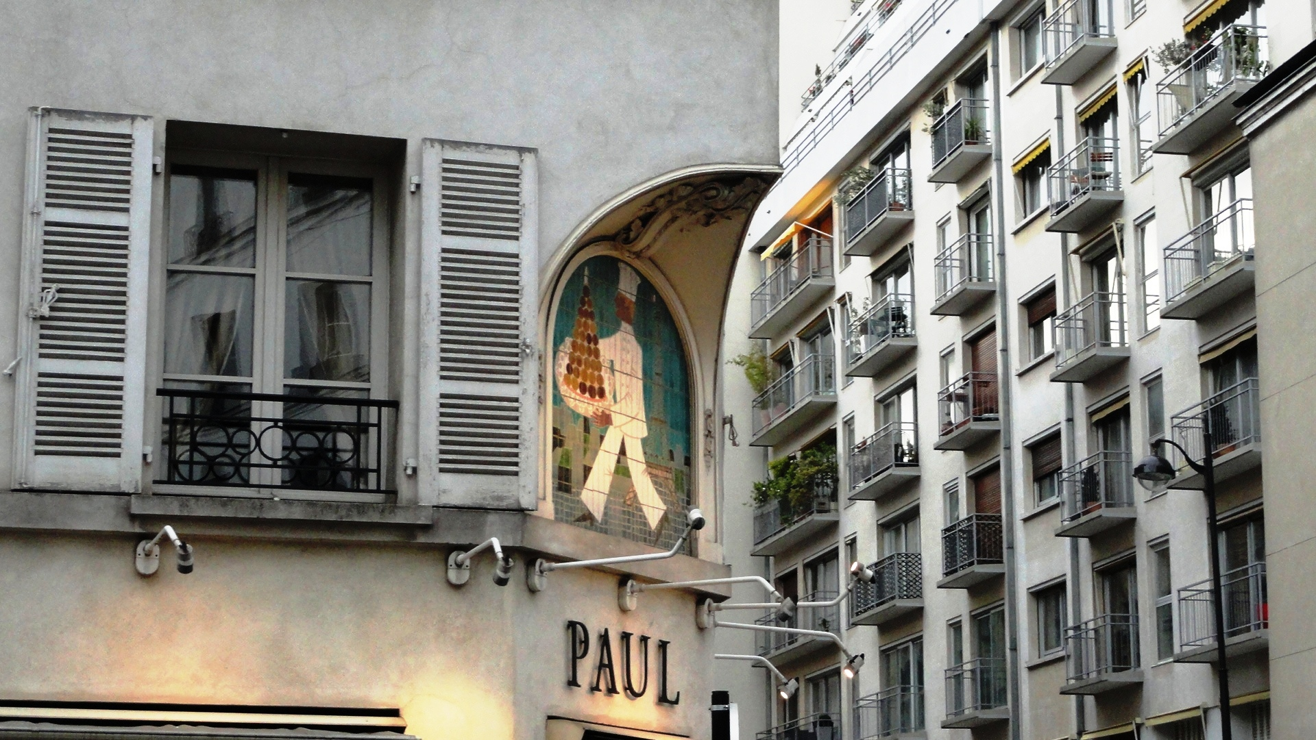 Chez Paul - Rue de la Tour, Paris 16e