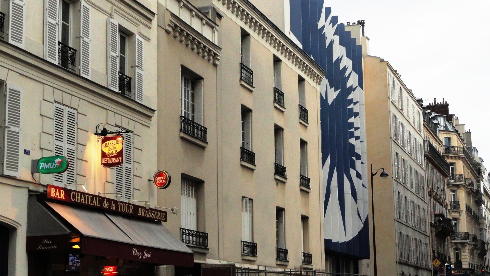 Rue de la Tour, Paris 16e