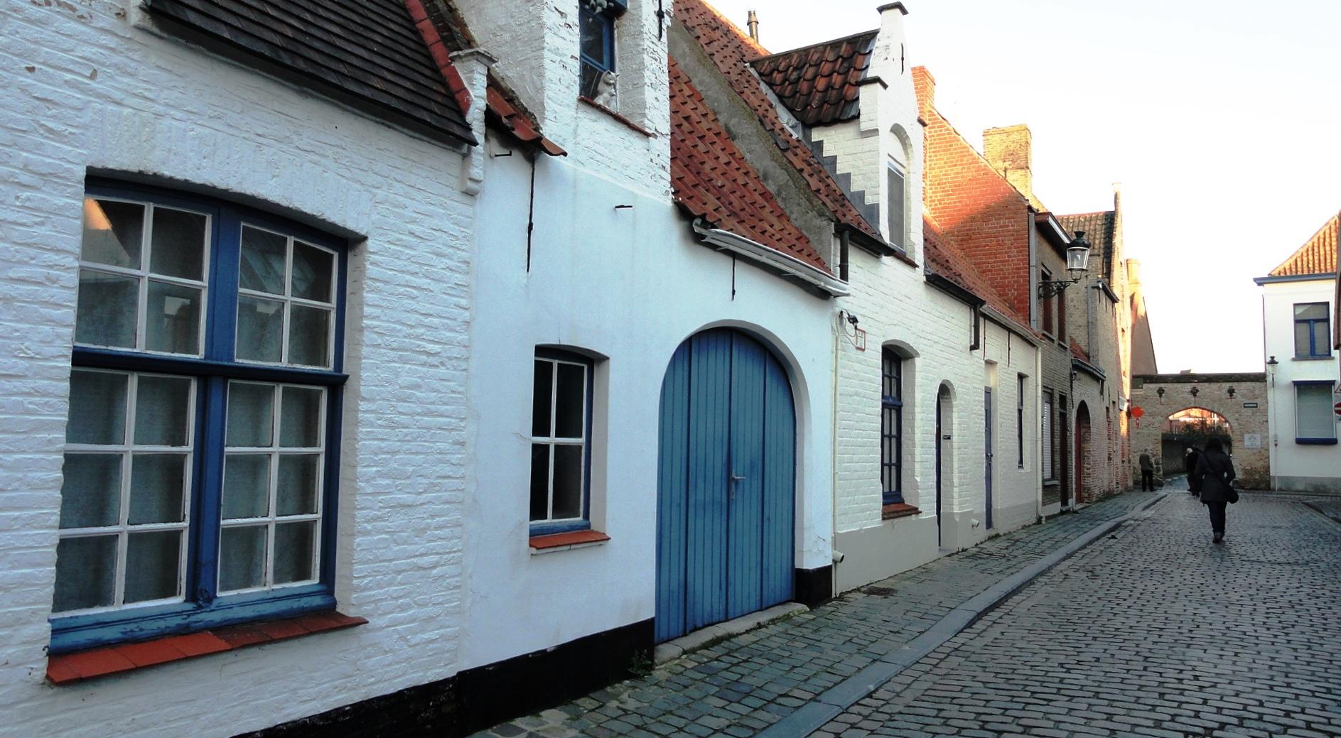 Bruges - Ruelle