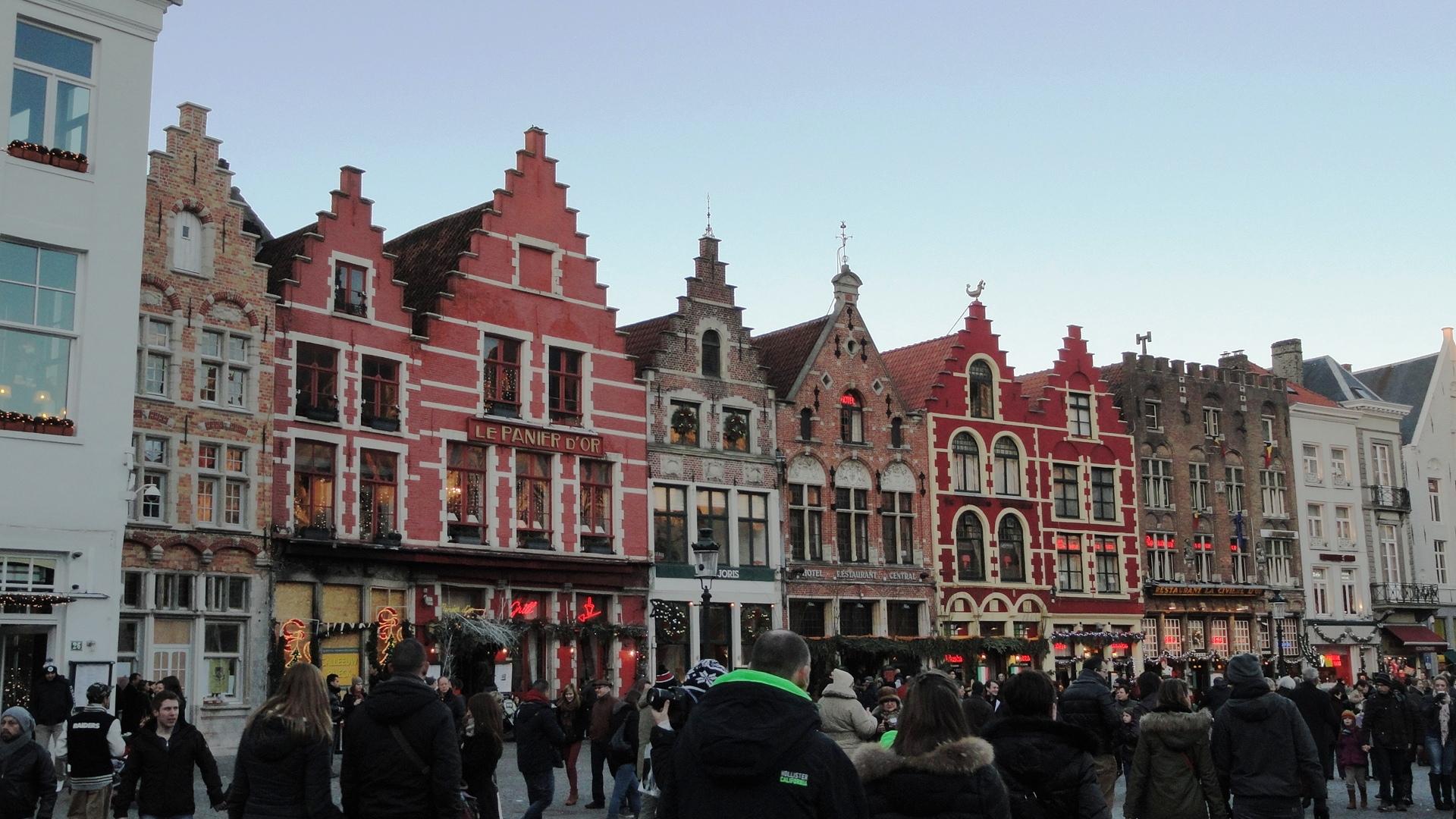 Bruges - Markt