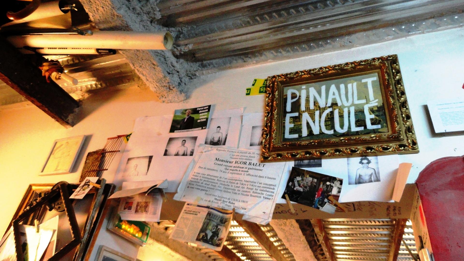 59 rue de Rivoli, Paris 1er - Atelier